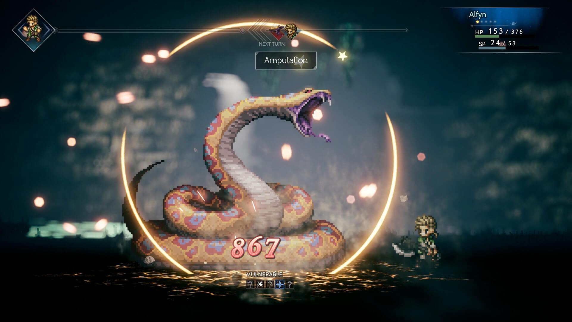 octopath traveler hikayesi