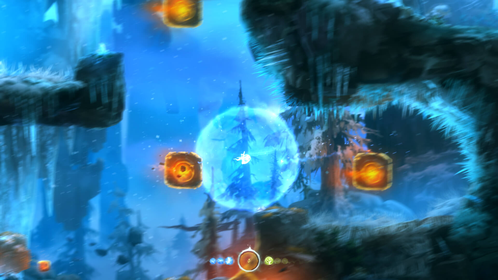 ori and the blind forest hikayesi