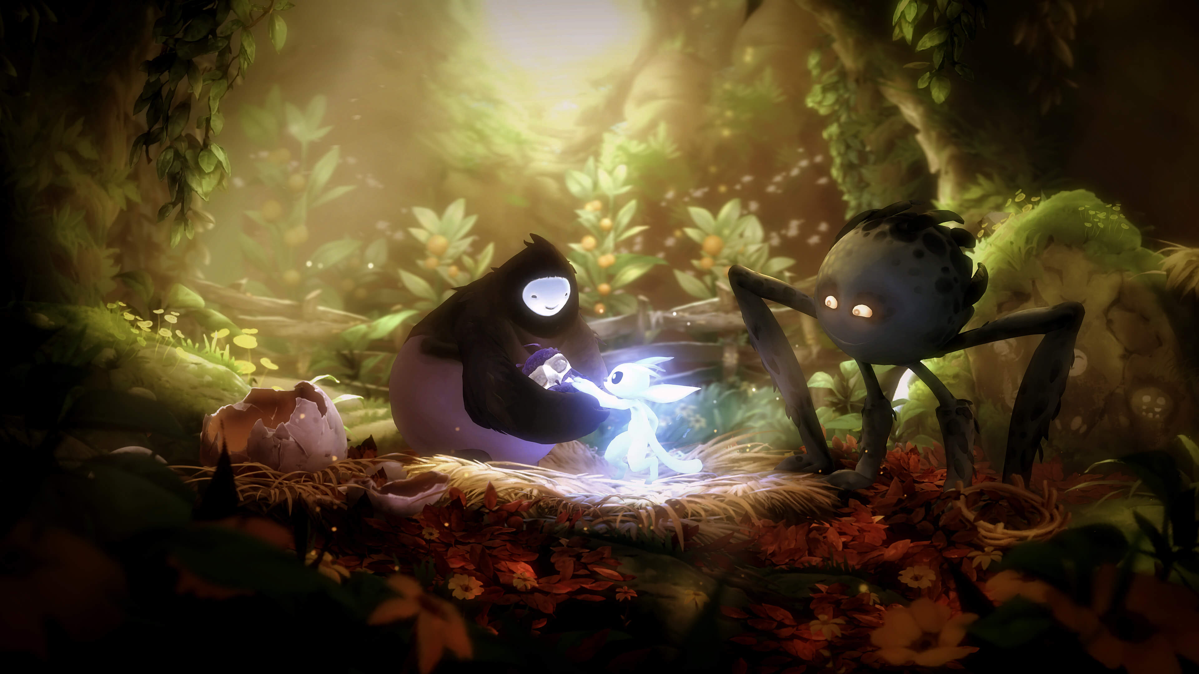 ori and the will of the wisps hikayesi