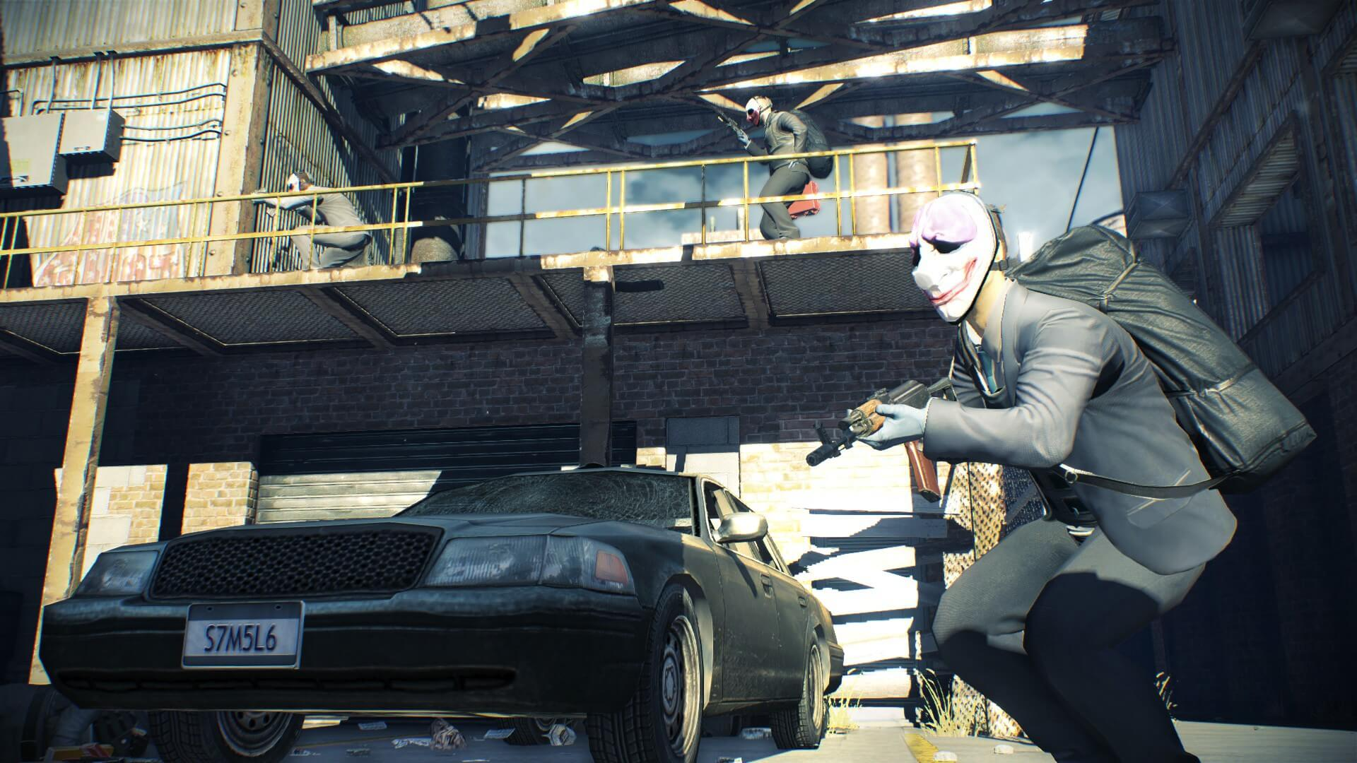 Payday 2 coop oyun inceleme