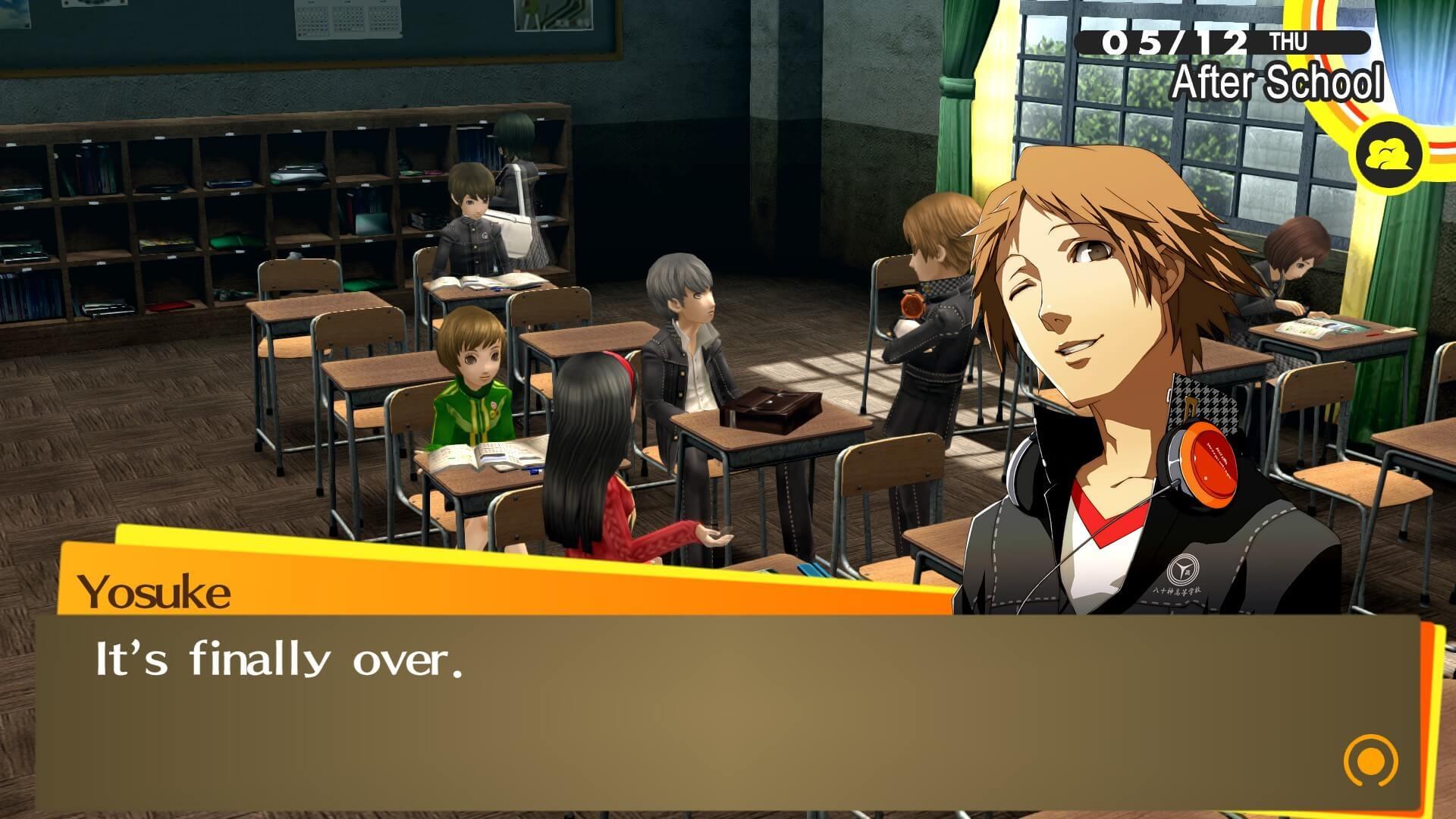 Persona 4 oyun
