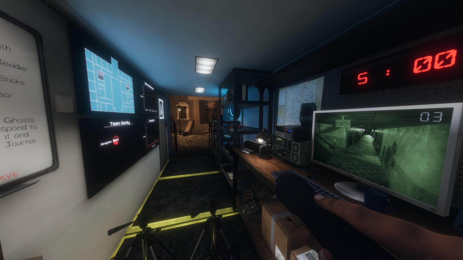 Phasmophobia VR en iyi sanal gerçeklik oyunu