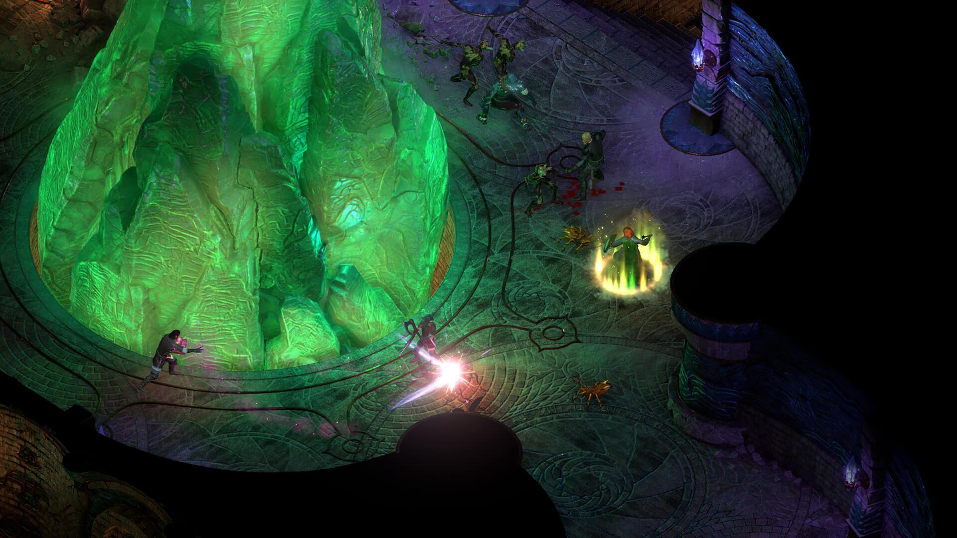 Pillars of eternity game