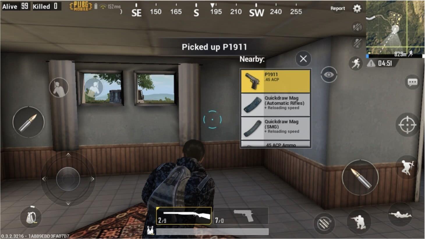 pubg mobile loot