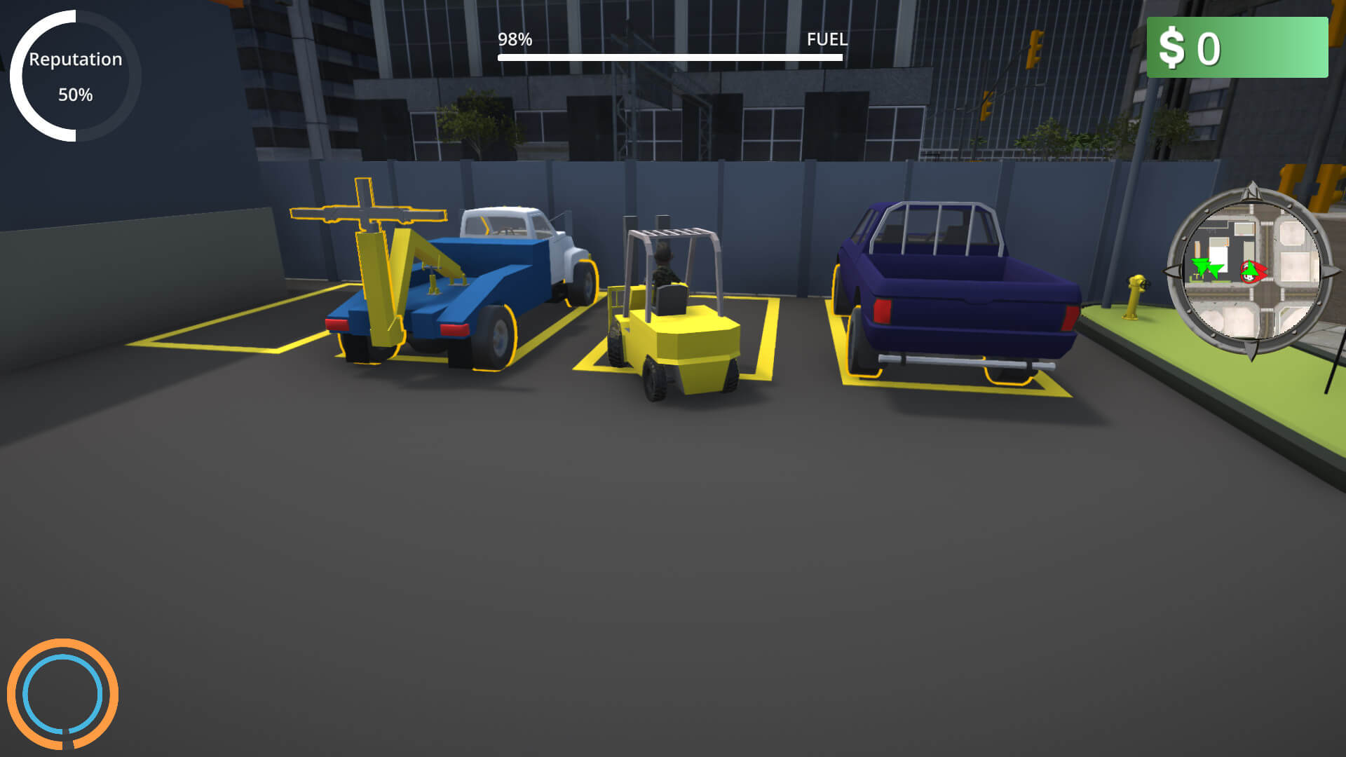 pompacı simulator