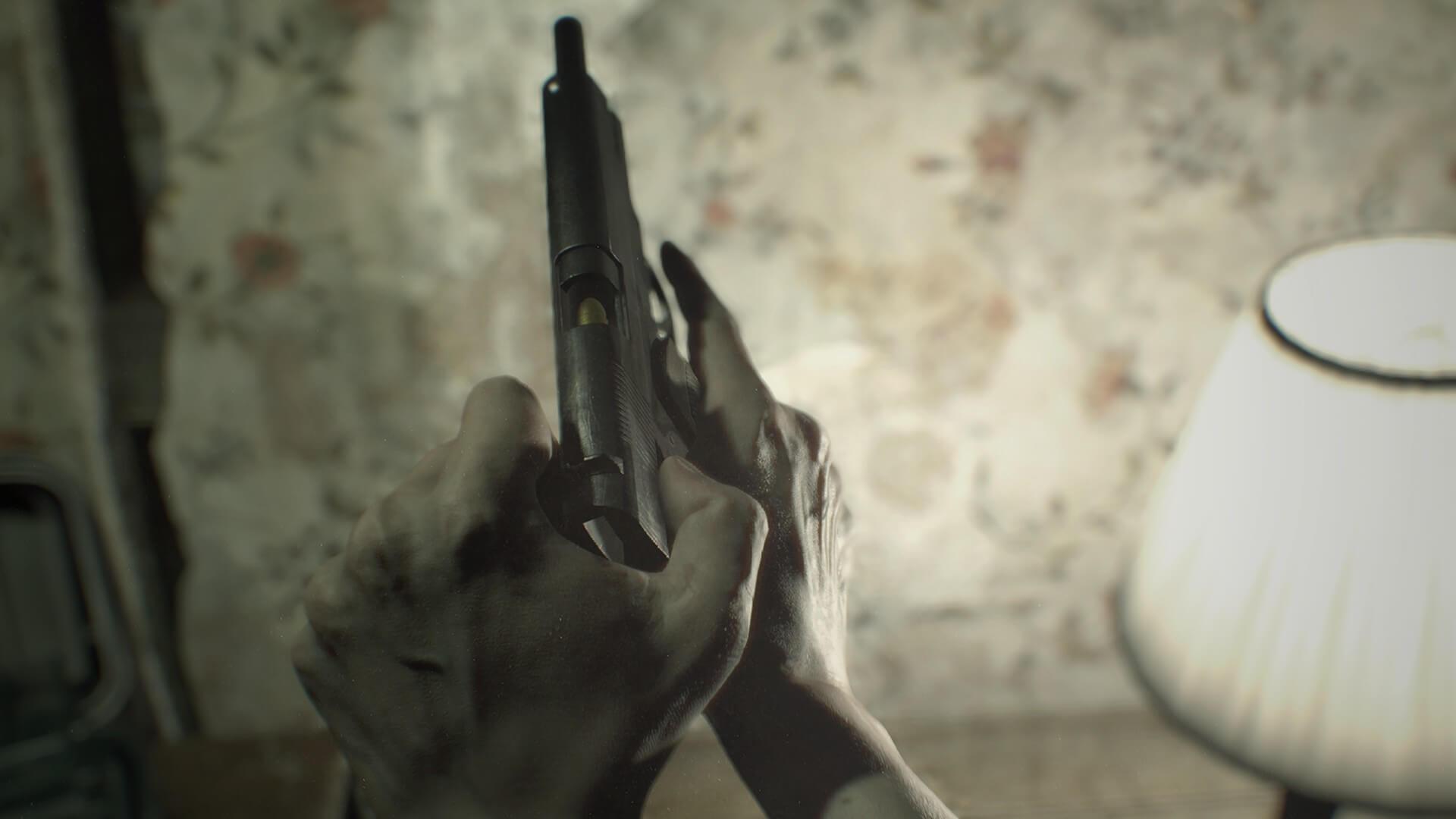 Resident evil 7 oyun