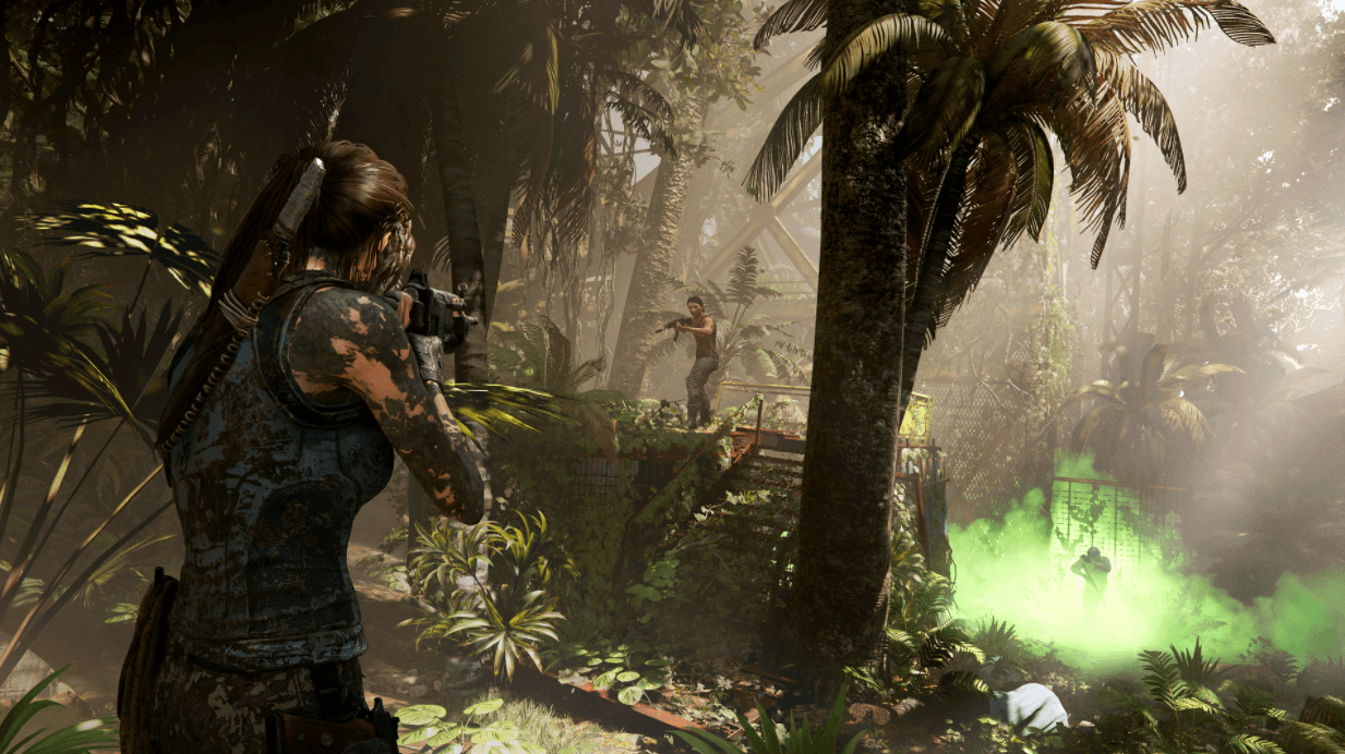 Shadow of the Tomb Raider incelemesi