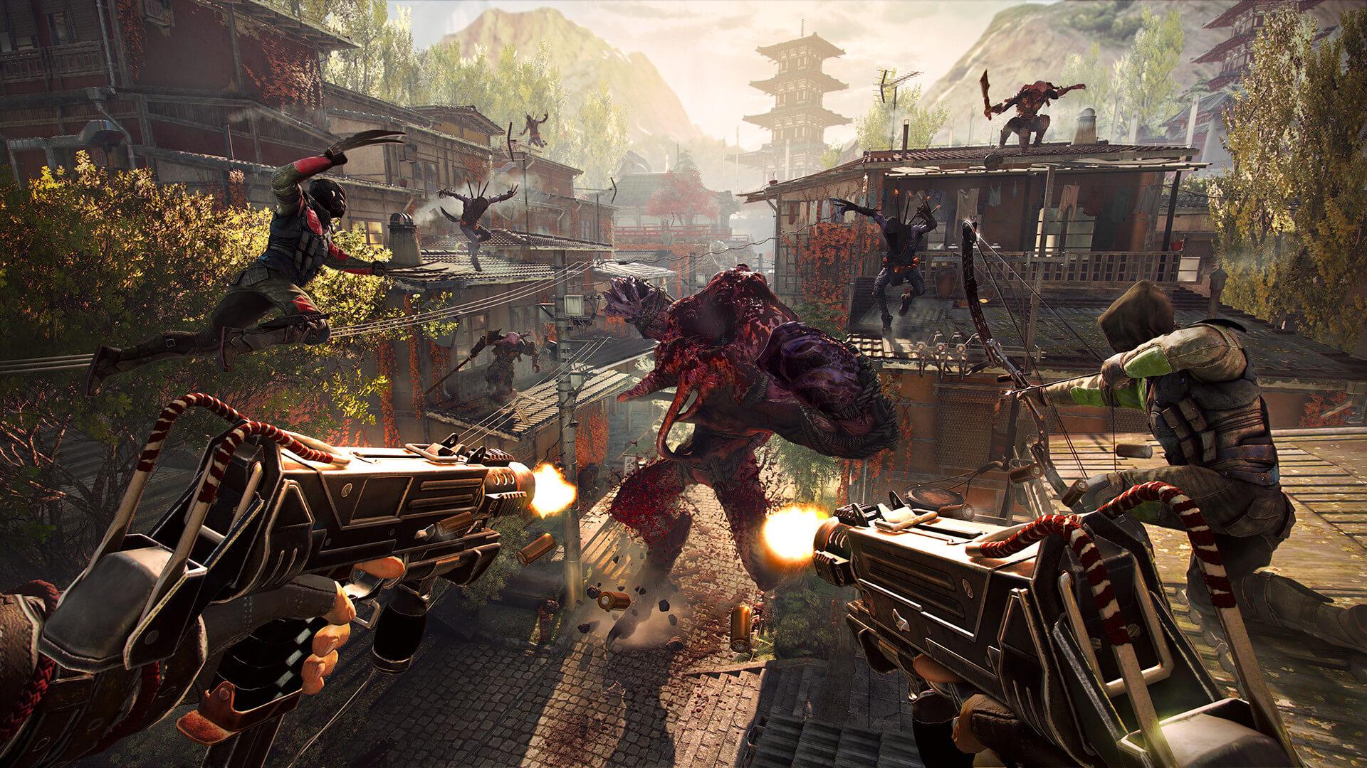 Shadow warrior 2 FPS Oyunu