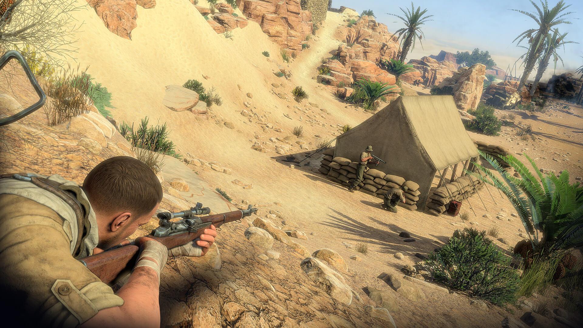 Sniper Elite 3 hikayesi