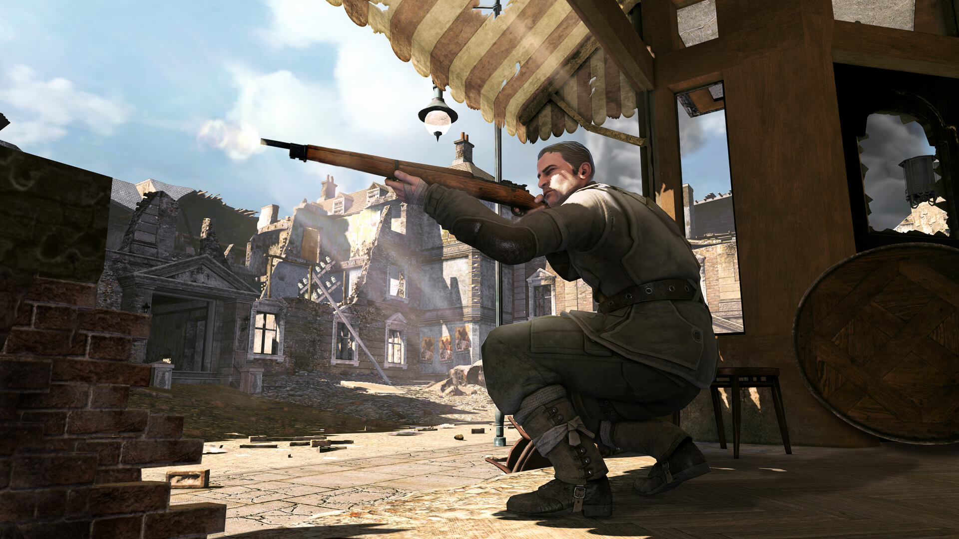 Sniper Elite V2 hikaye