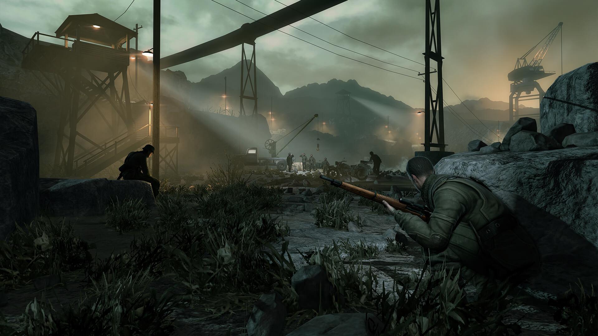Sniper Elite V2 hikayesi