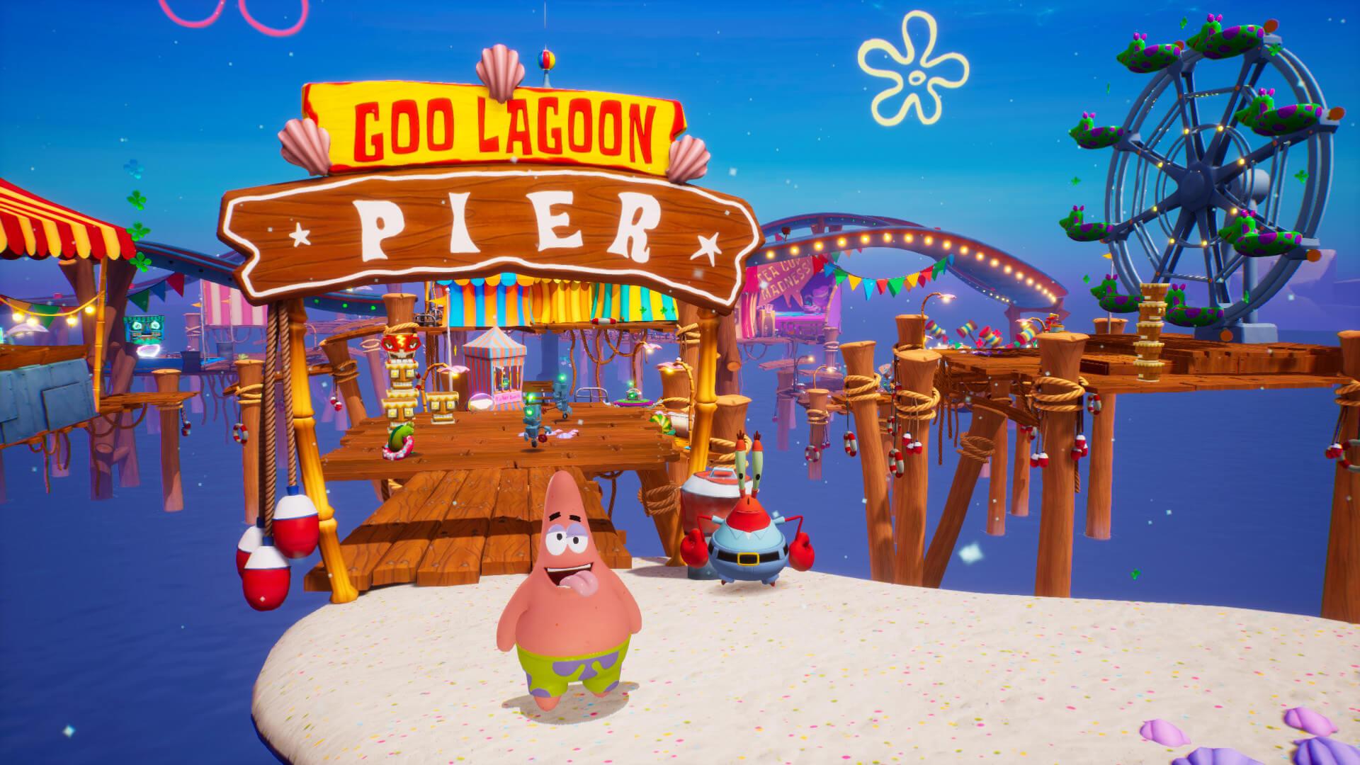 spongebob squarepants battle for bikini bottom – rehydrated hikayesi