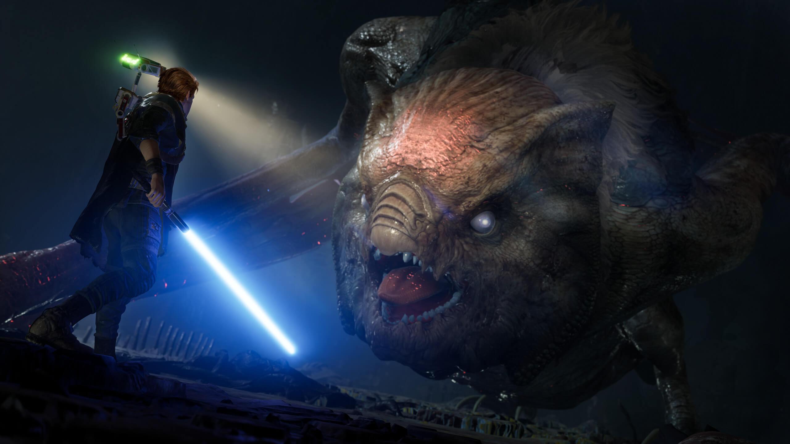 Star wars jedi fallen order uzay oyunu
