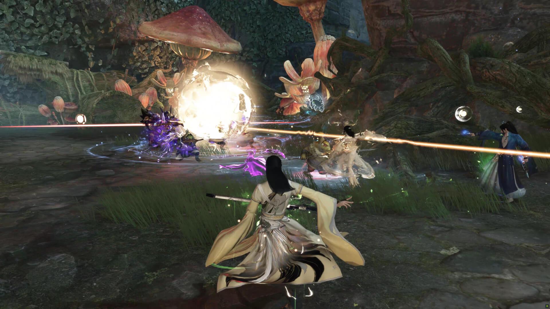 Swords of legends online sınıflar