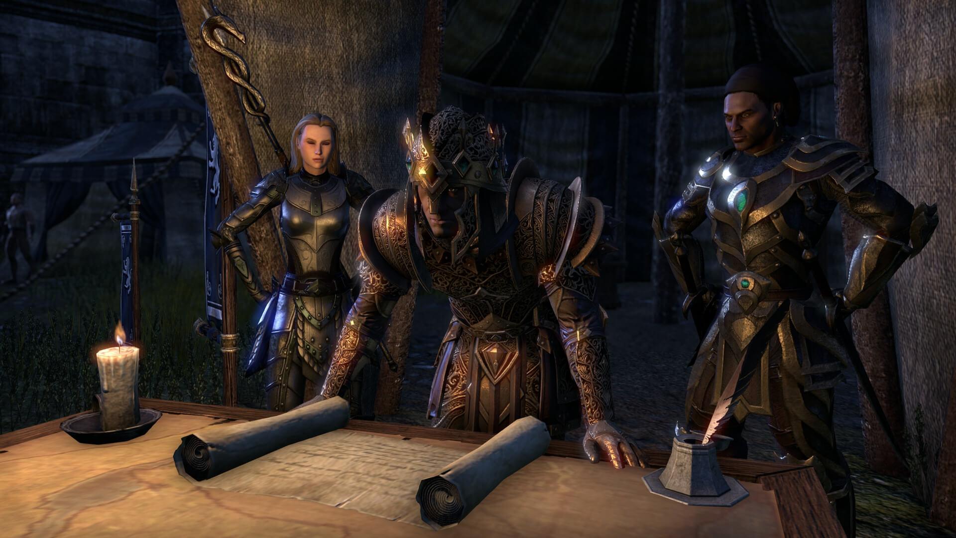 the elder scrolls online oyun hikayesi