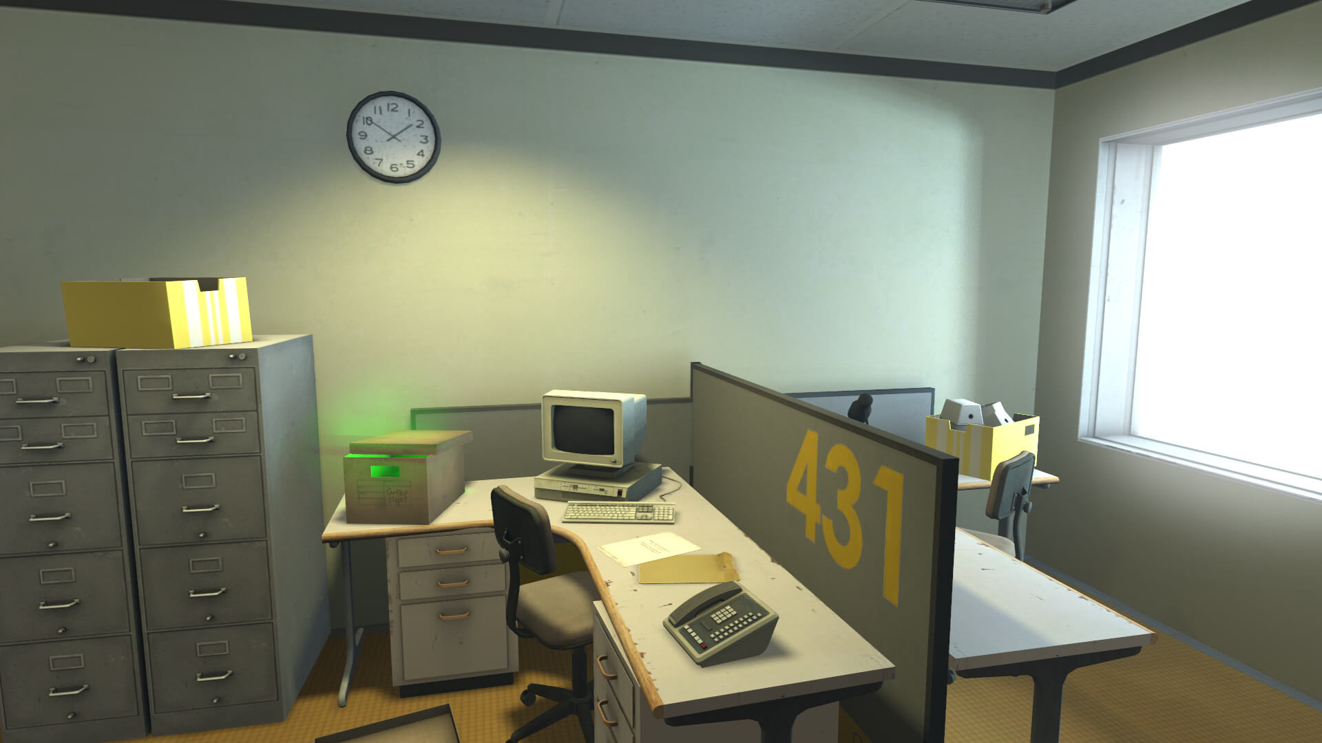 The Stanley Parable oyun