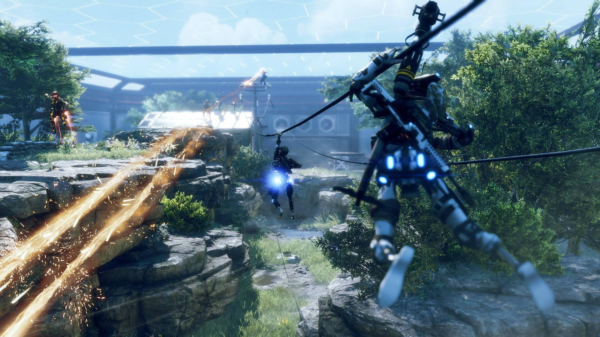 Titanfall 2 oyun steam