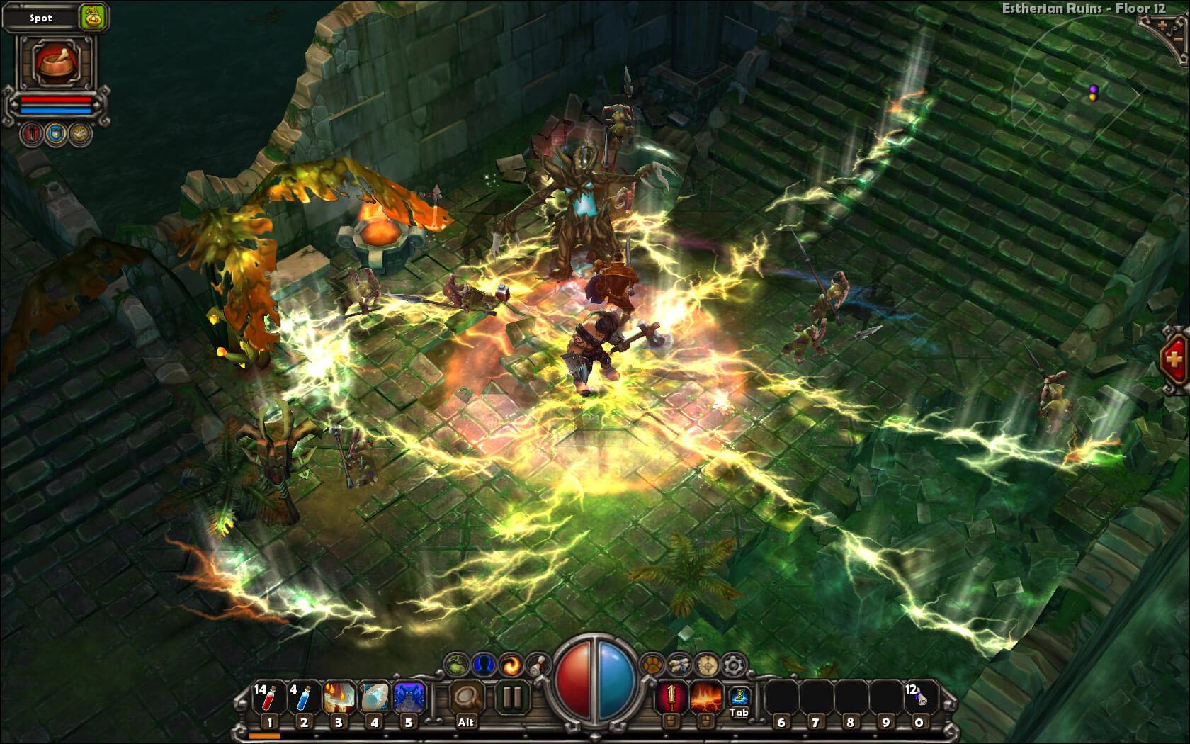 Torchlight en iyi ARPG Oyunları