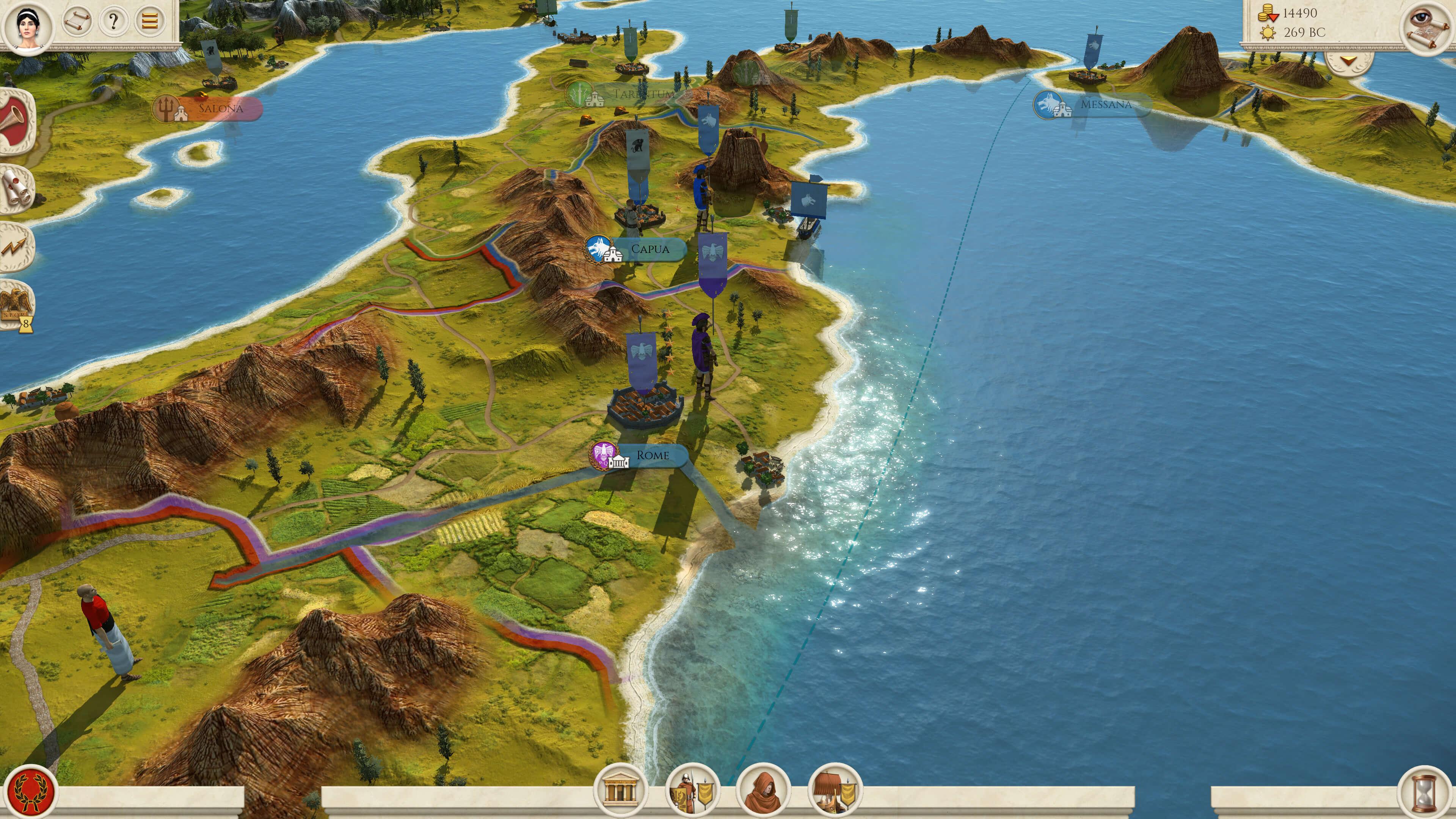 total war rome remastered oyun steam