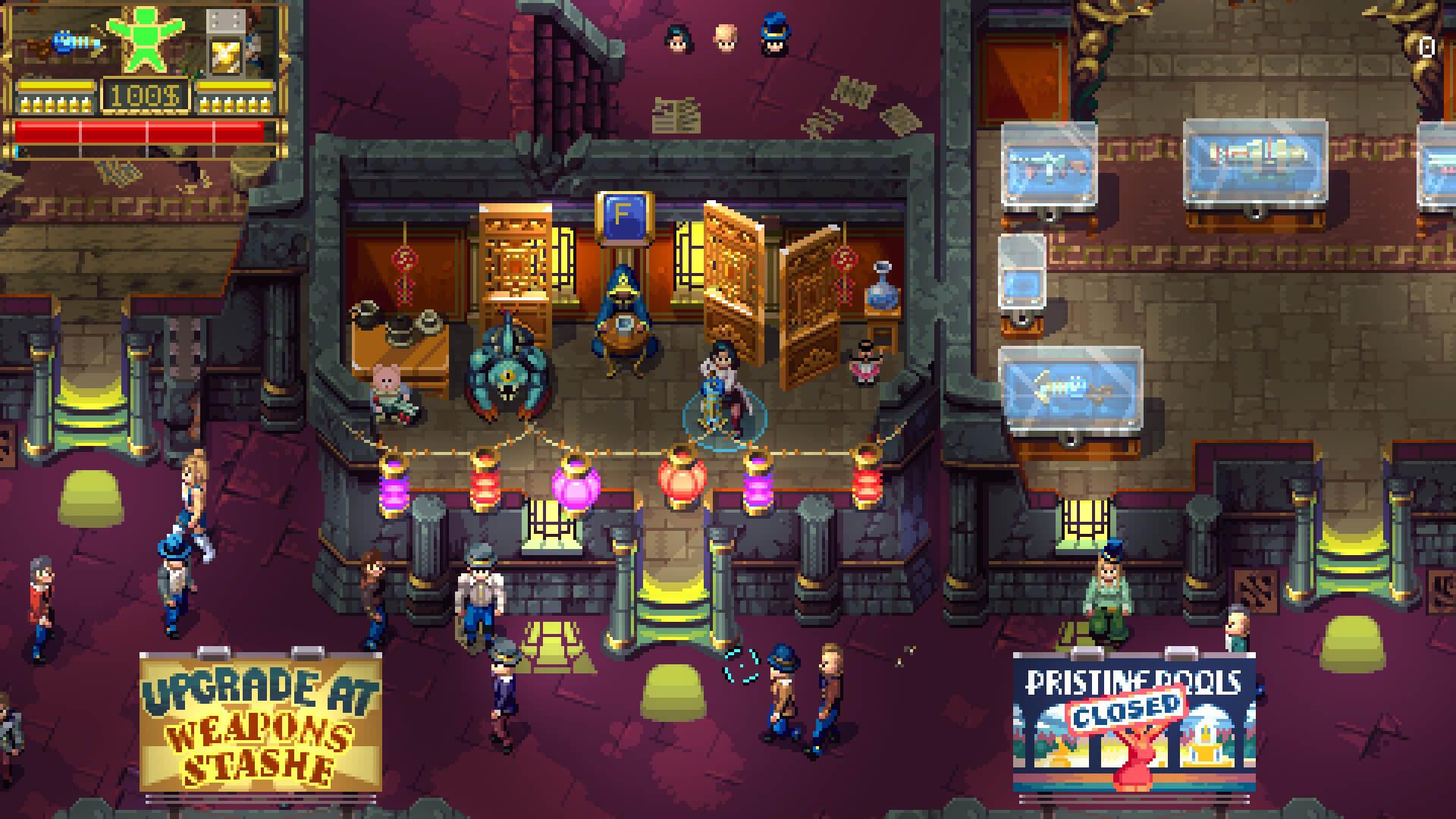 Tower 57 Old school oyun inceleme