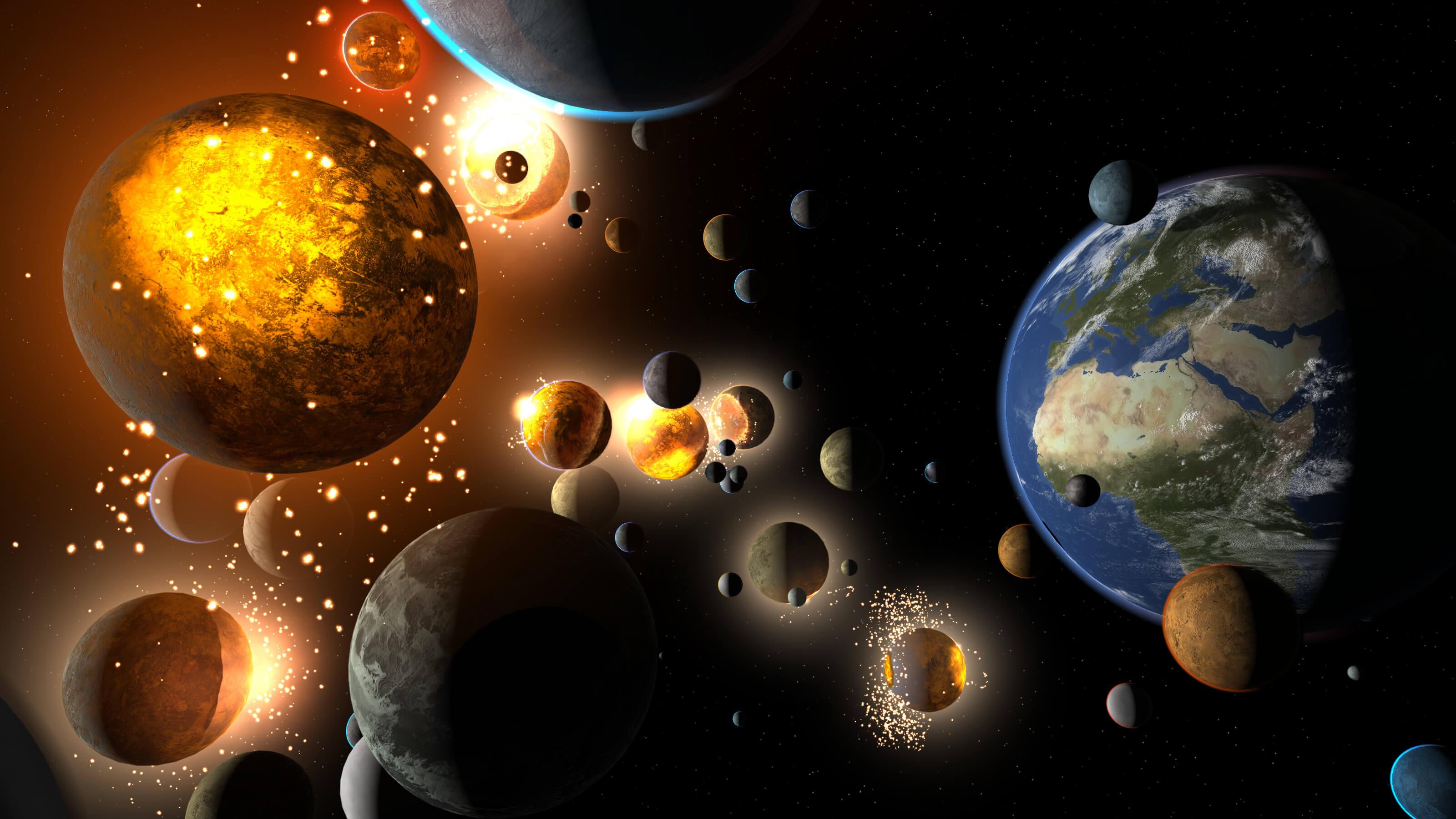 Universe sandbox oyun inceleme