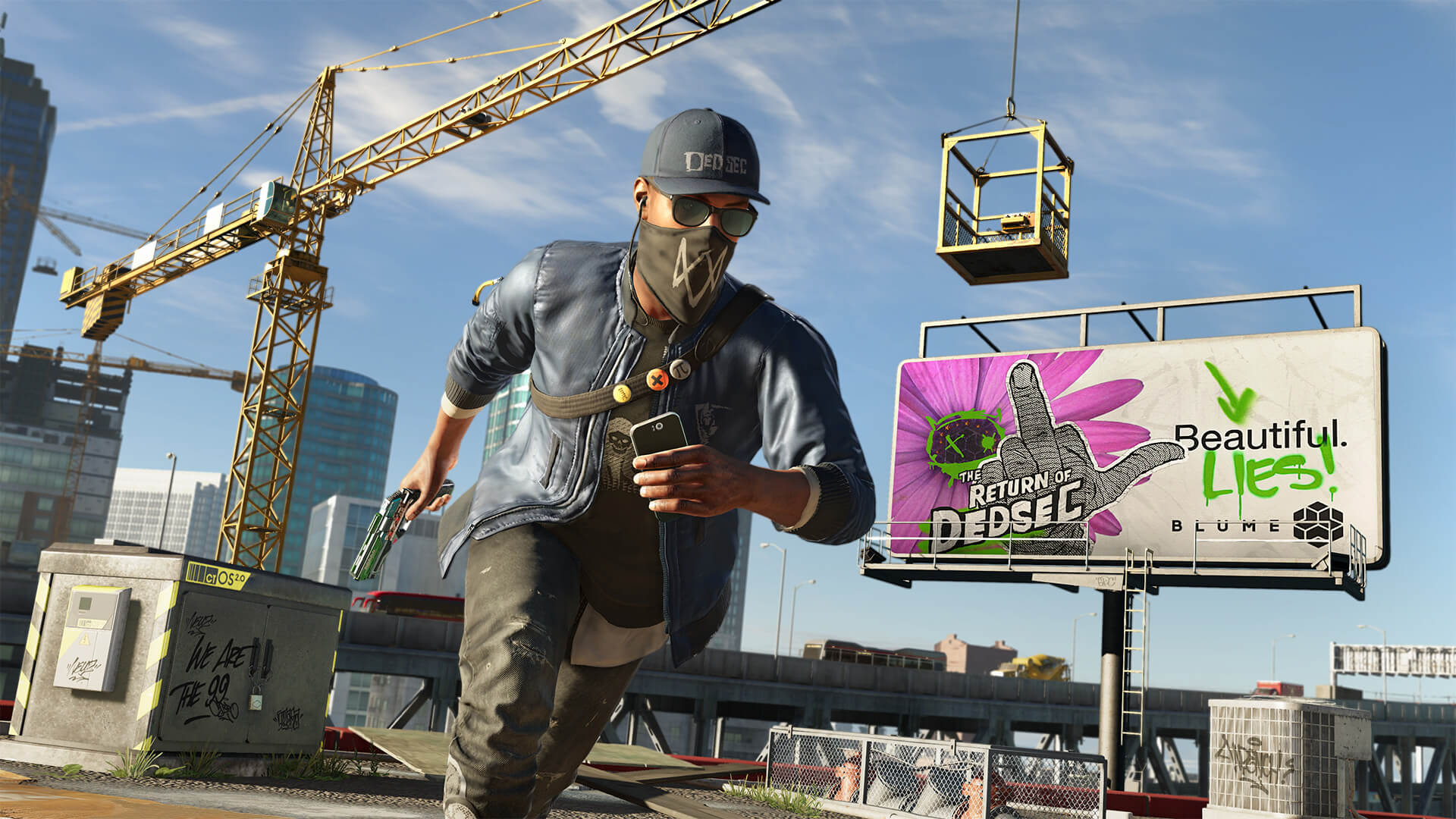 Watch Dogs & Watch Dogs 2