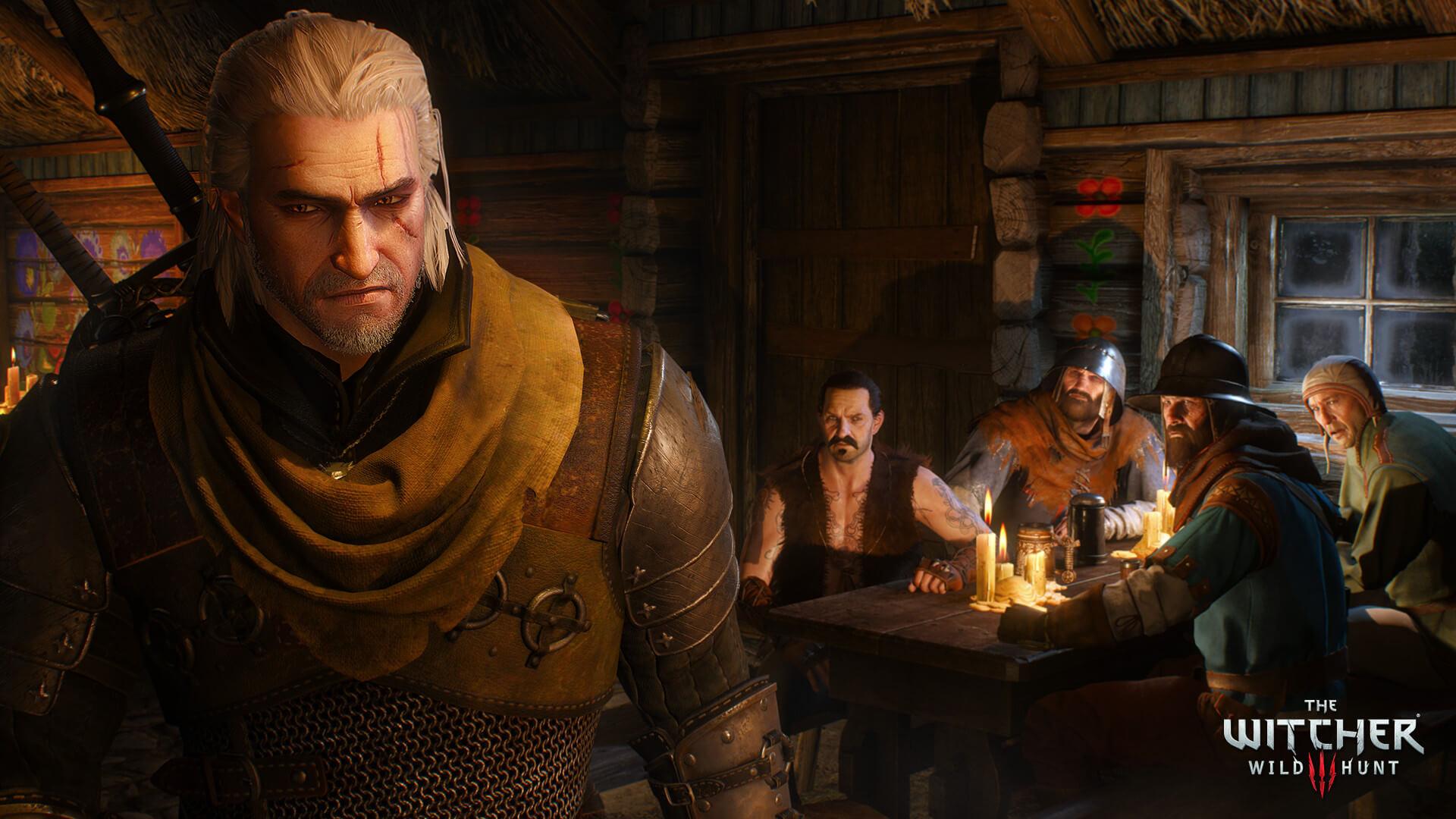Witcher 3 wild hunt oyun
