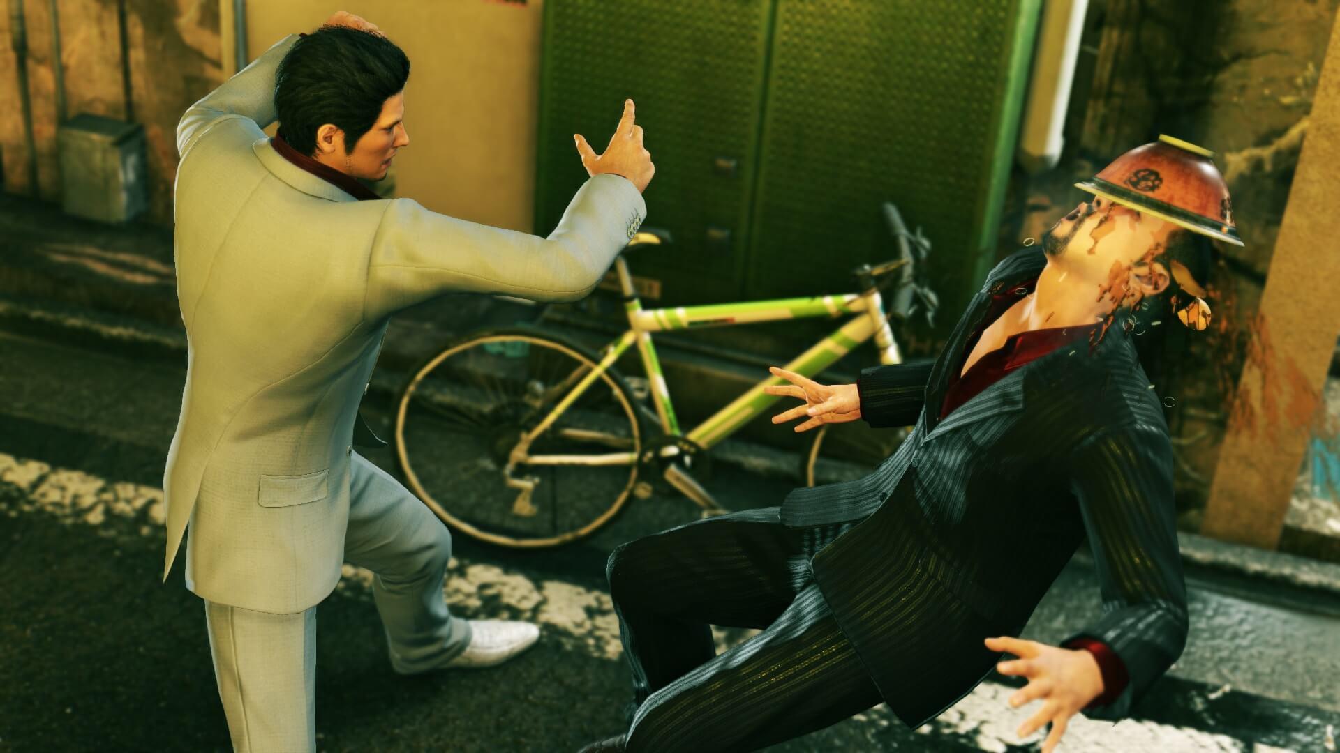 yakuza kiwami 2 oyun hikayesi