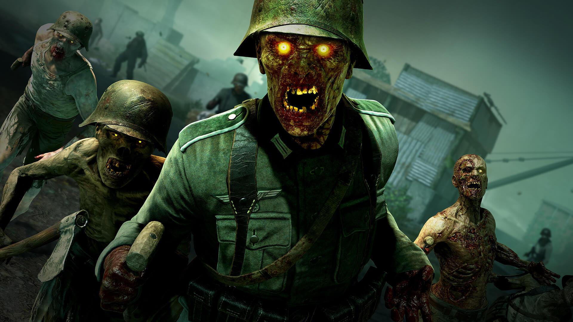 zombie army 4 dead war hikayesi