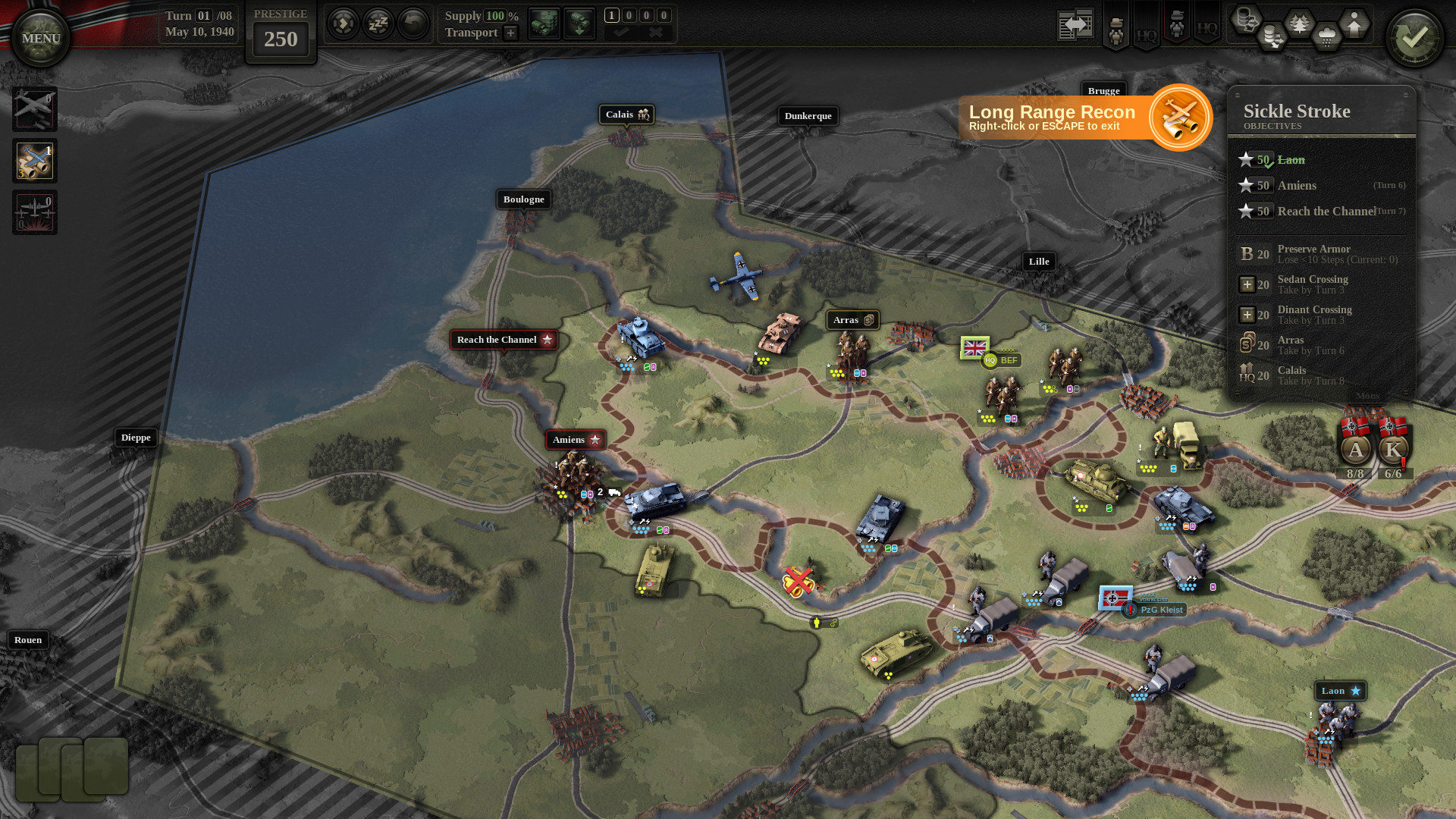 Unity of Command II - Blitzkrieg PC Key Fiyatları