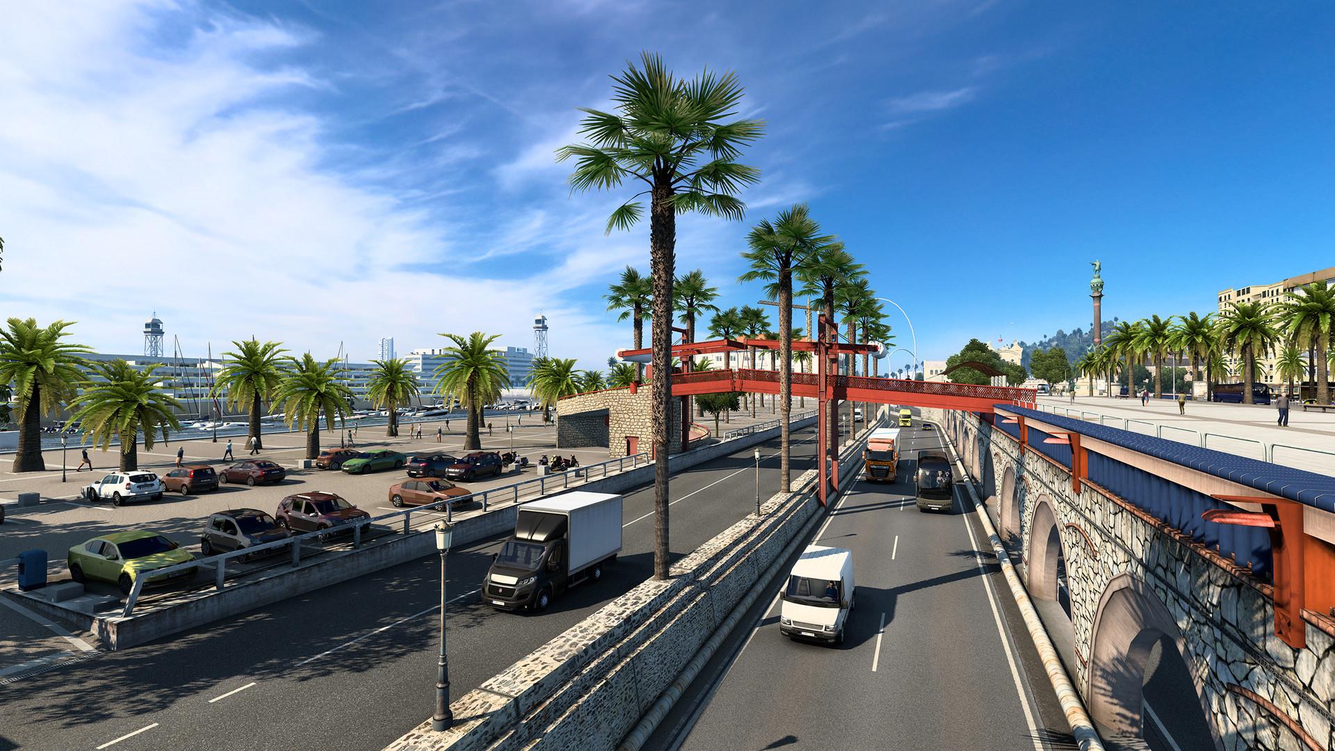 Euro Truck Simulator 2 - Iberia PC Key Fiyatları