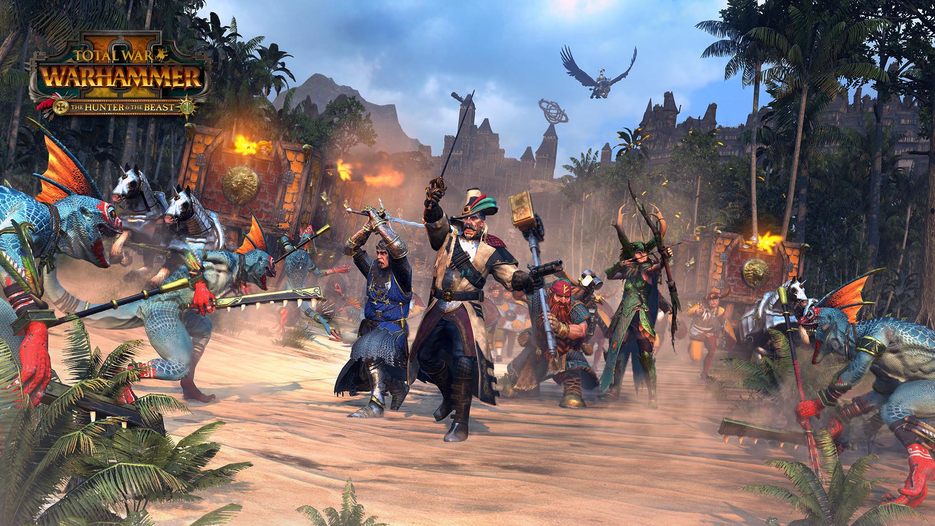 Total War: WARHAMMER II - The Hunter & The Beast PC Fiyatları