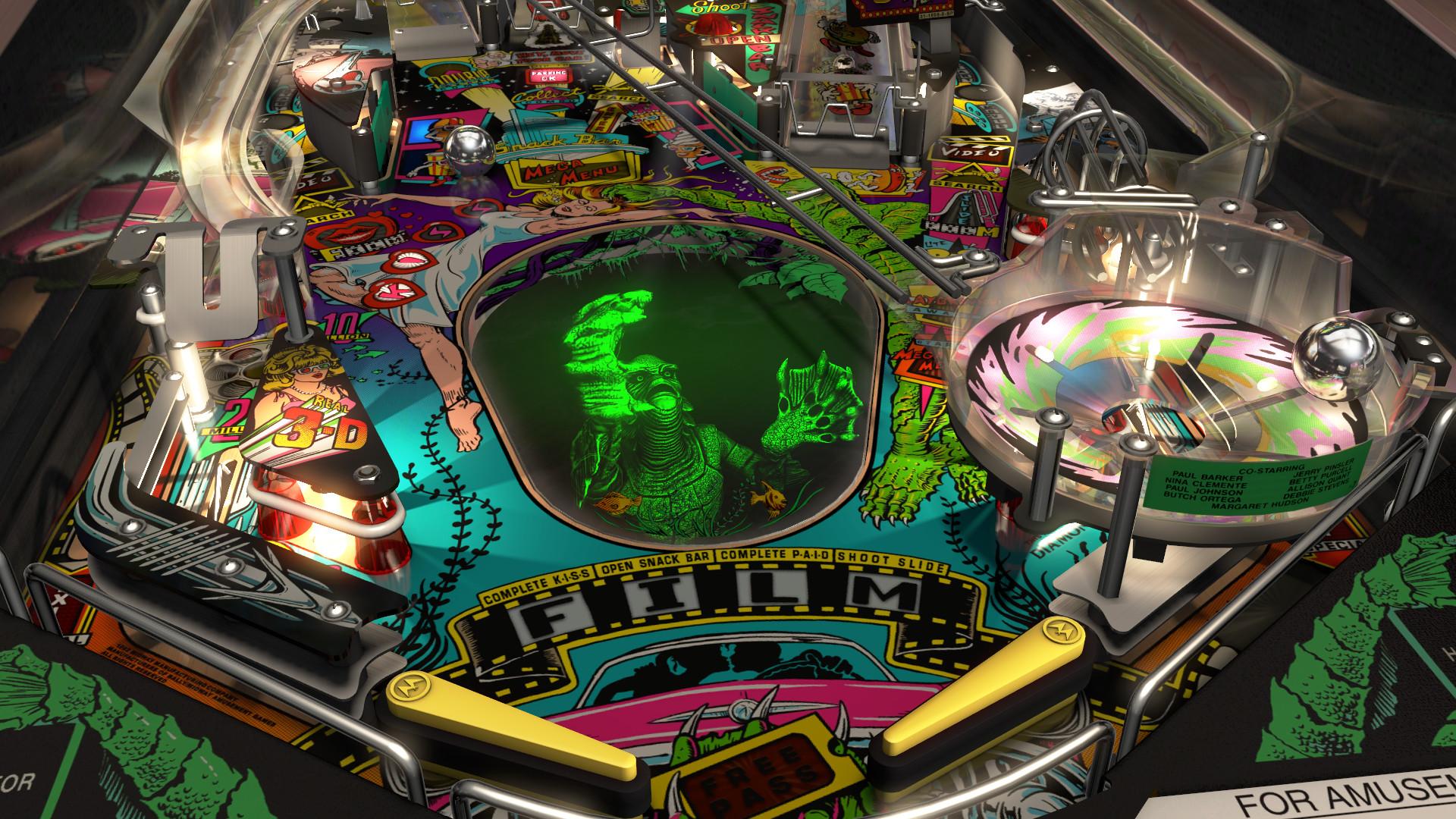 Pinball FX3 - Williams™ Pinball: Universal Monsters Pack
