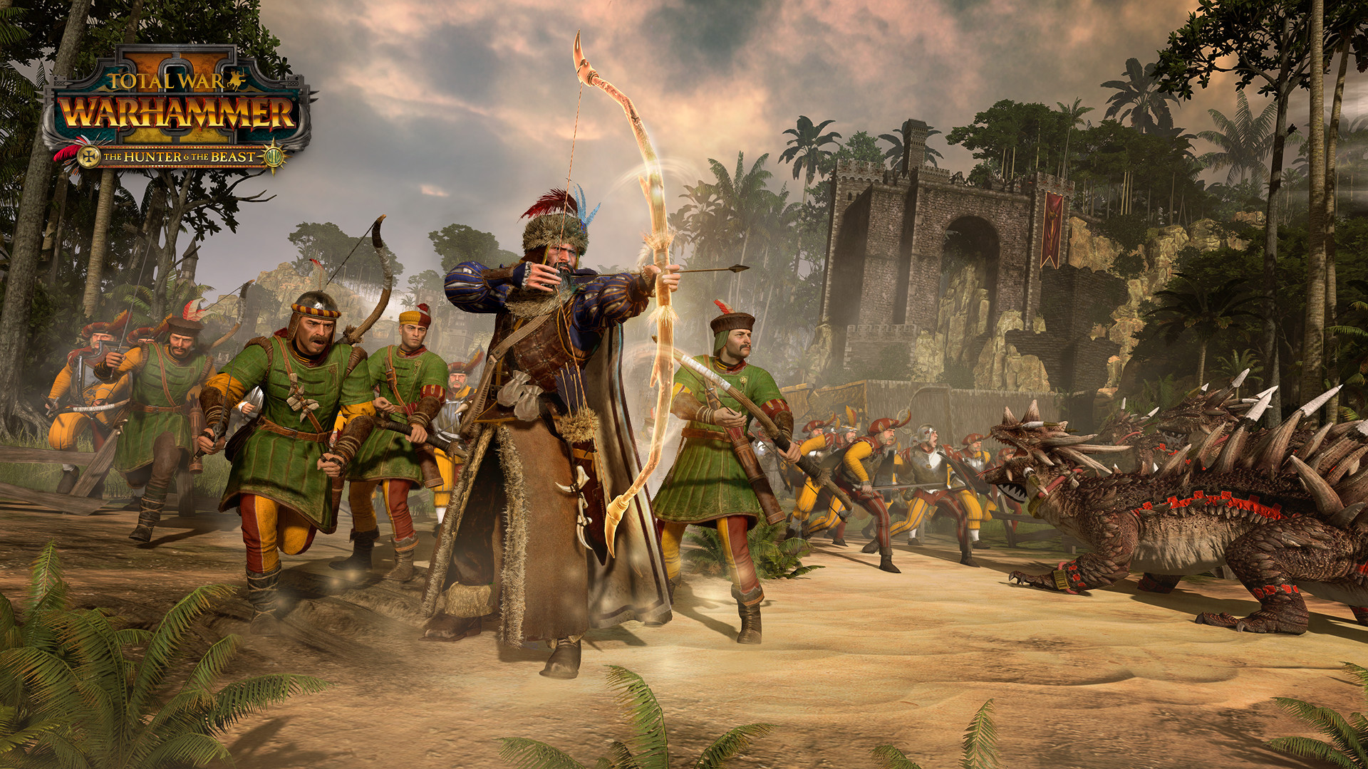 Total War: WARHAMMER II - The Hunter & The Beast PC Key Fiyatları
