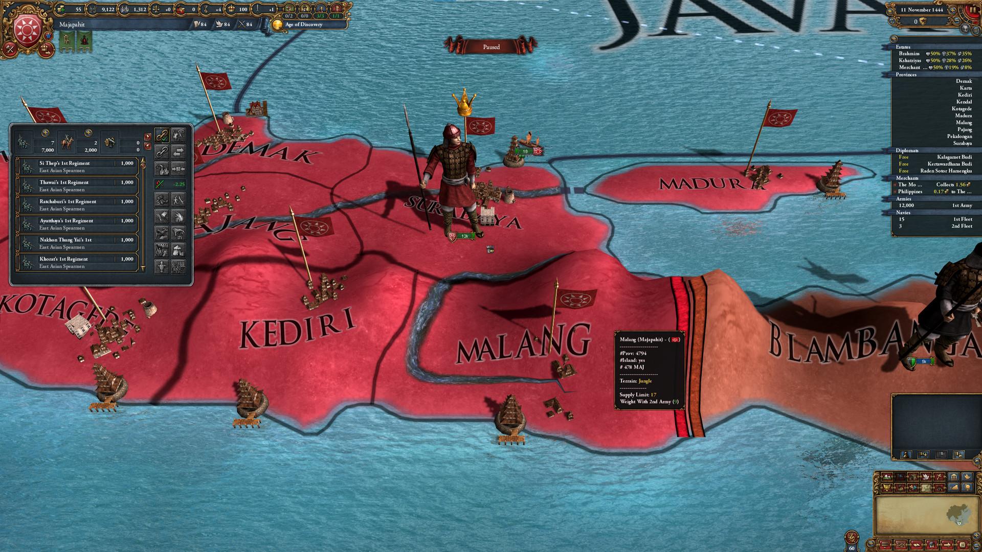 Expansion - Europa Universalis IV: Leviathan Fiyat Karşılaştırma