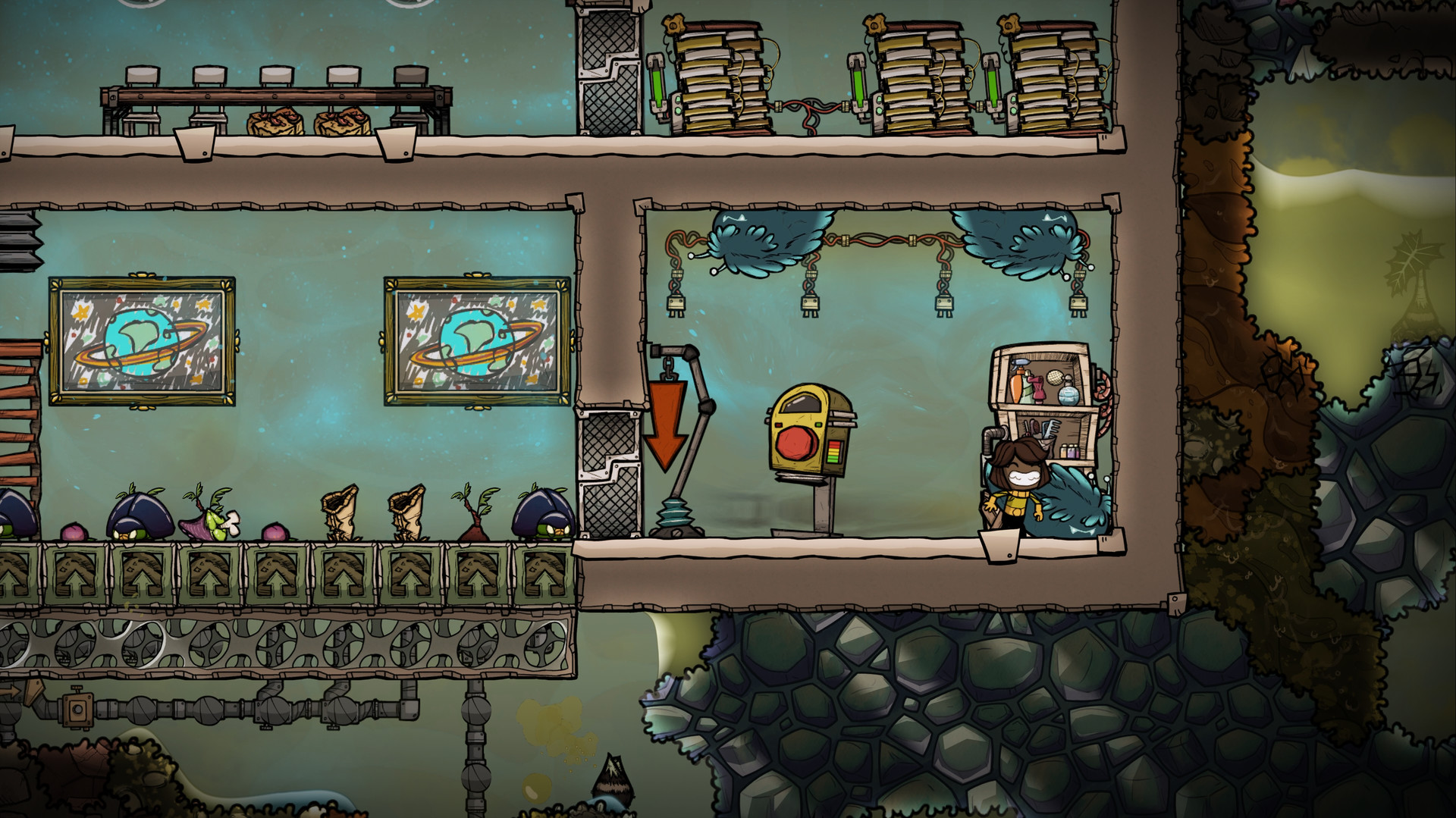 Oxygen Not Included - Spaced Out!