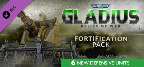 Warhammer 40,000: Gladius - Fortification Pack
