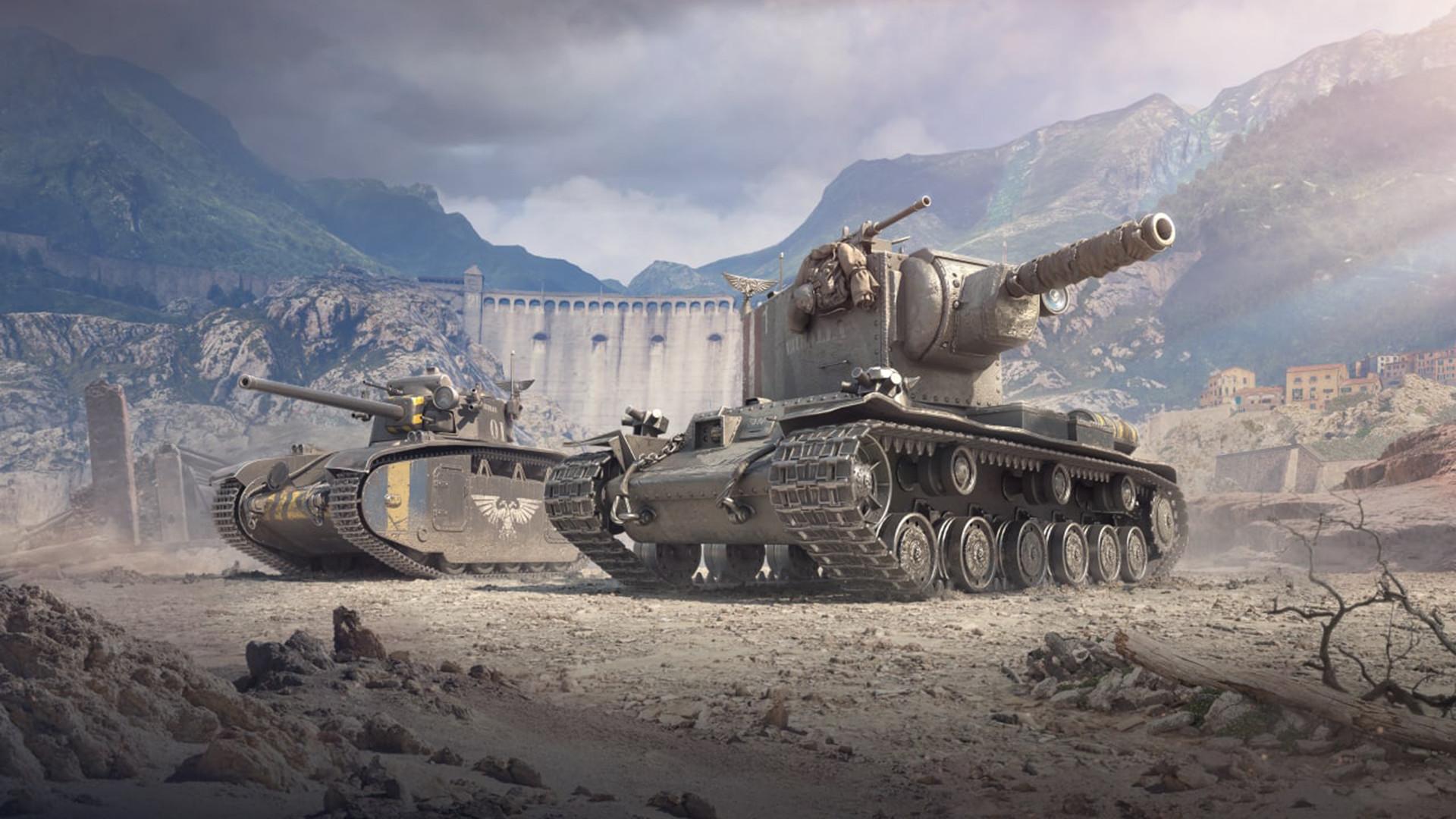 World of Tanks - Warhammer 40,000 Themed Pack PC Fiyatları