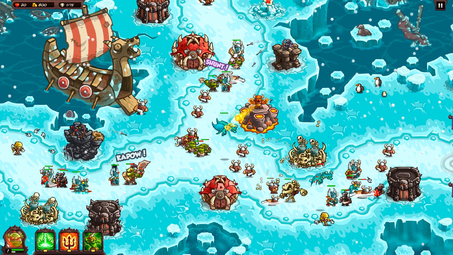 Kingdom Rush Vengeance - Tower Defense Fiyat Karşılaştırma