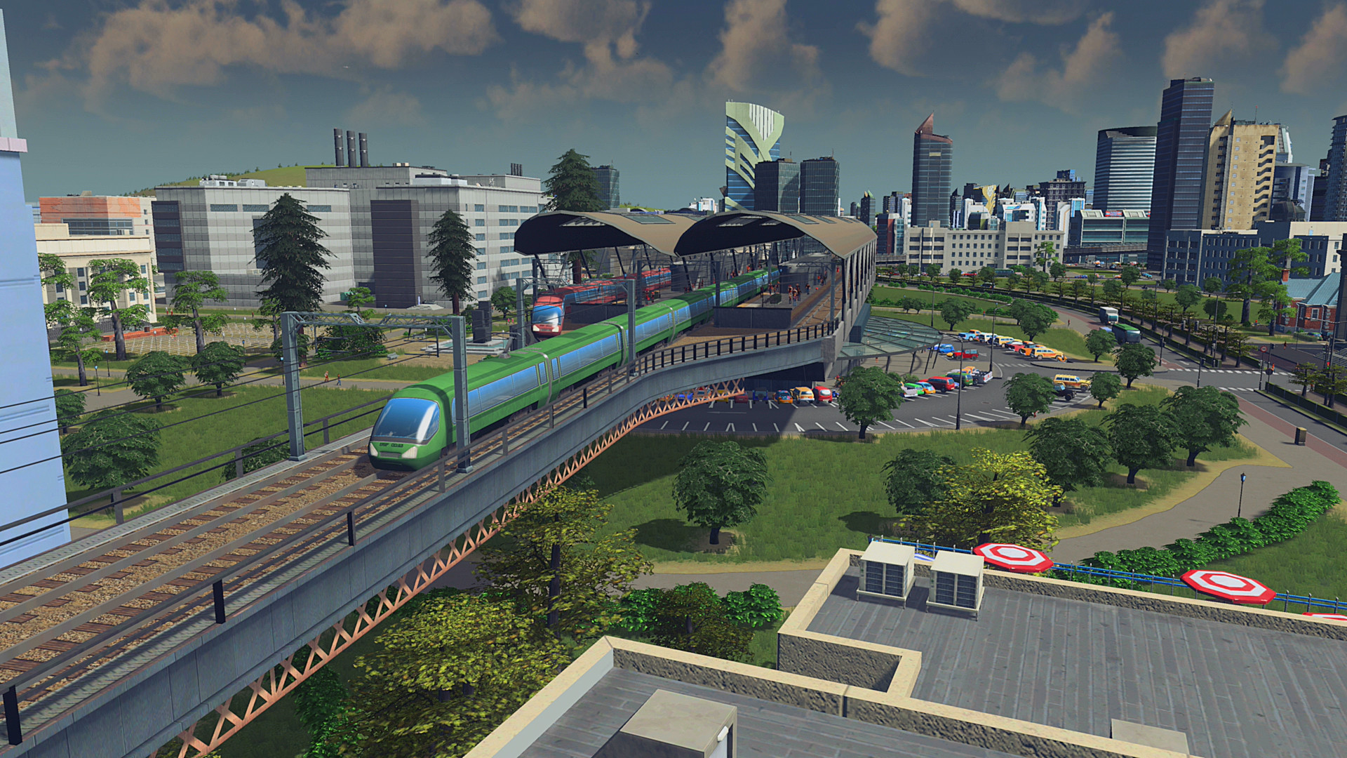 Cities: Skylines - Content Creator Pack: Train Stations PC Key Fiyatları