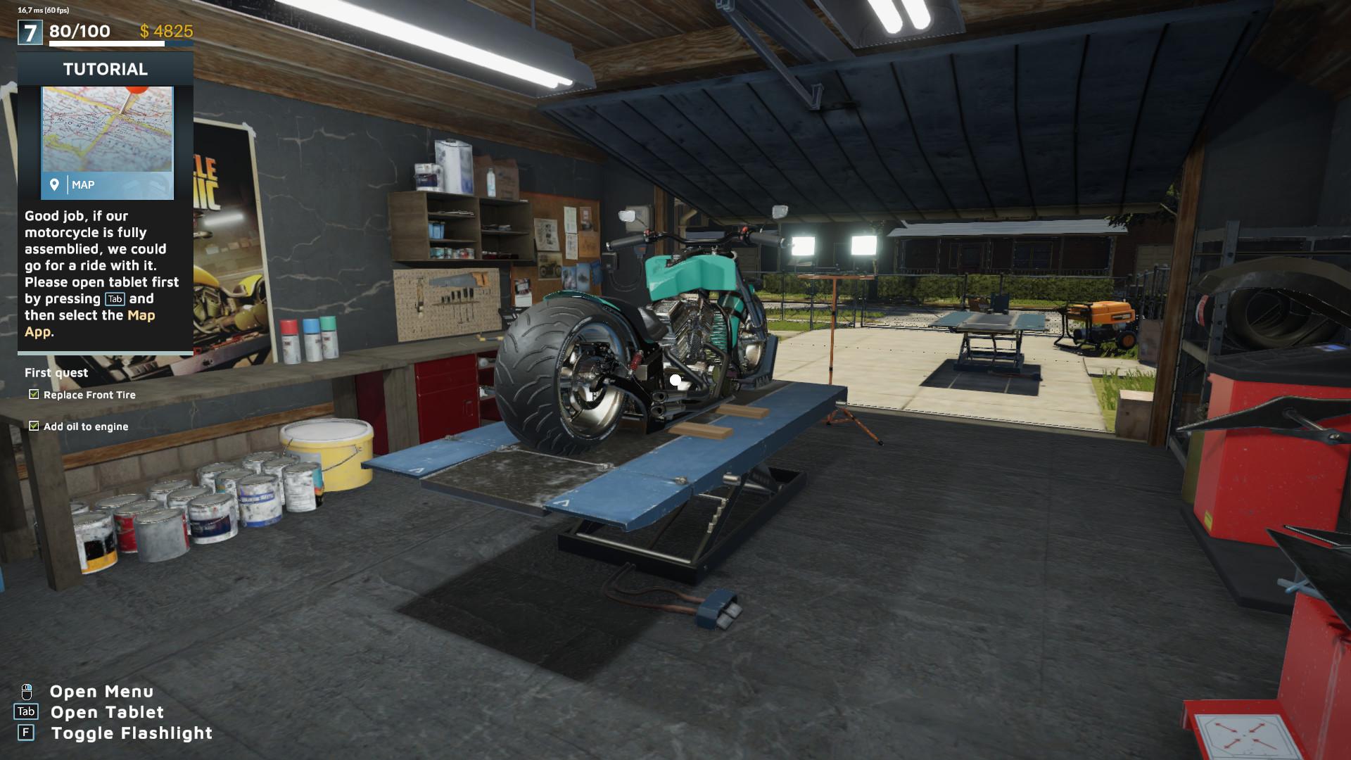 Motorcycle Mechanic Simulator 2021: Prologue Fiyat Karşılaştırma