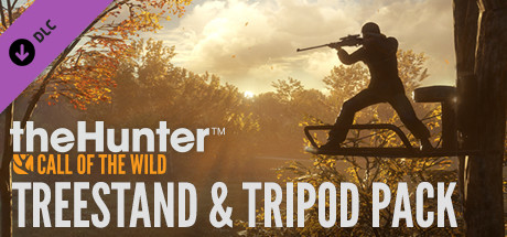 theHunter: Call of the Wild™ - Treestand & Tripod Pack