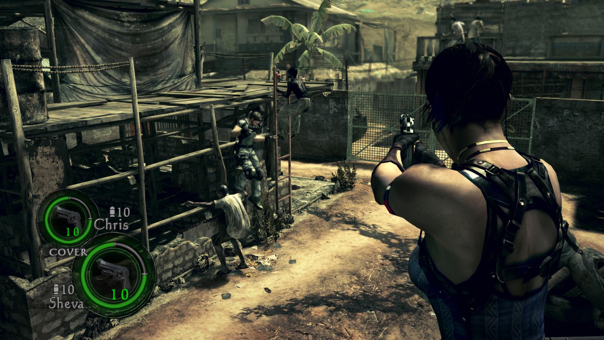 Resident Evil 5 PC Fiyatları