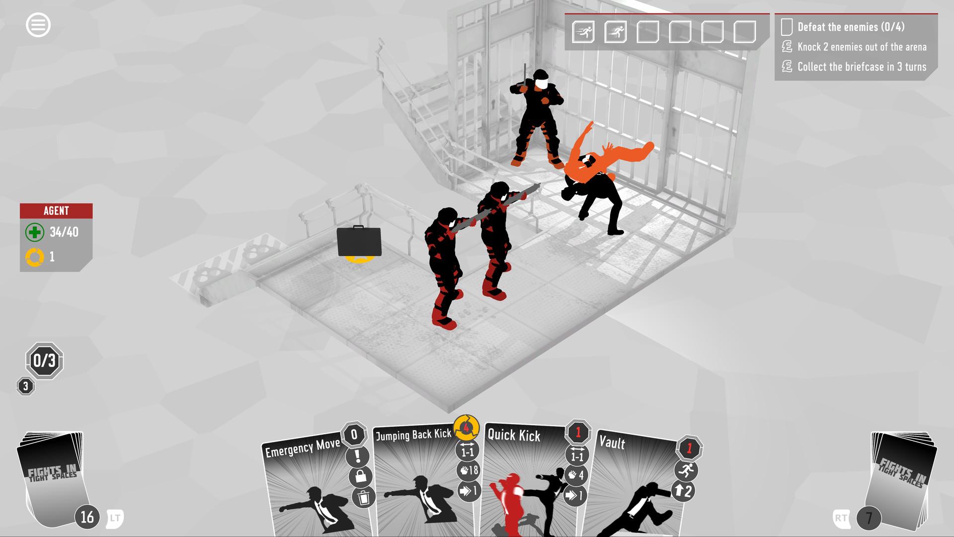 Fights in Tight Spaces (Prologue) PC Key Fiyatları