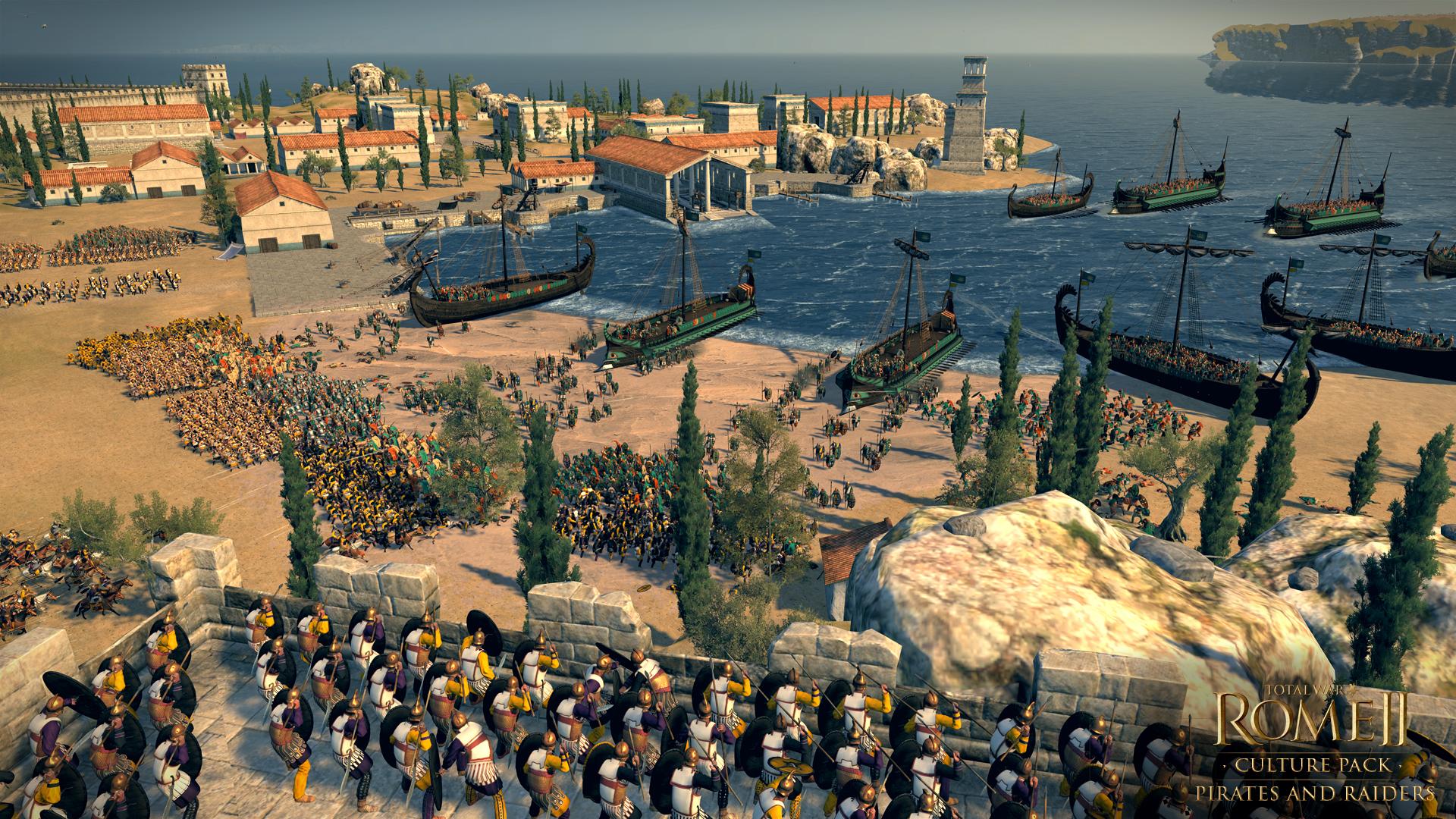 Total War: ROME II - Pirates and Raiders Culture Pack PC Key Fiyatları