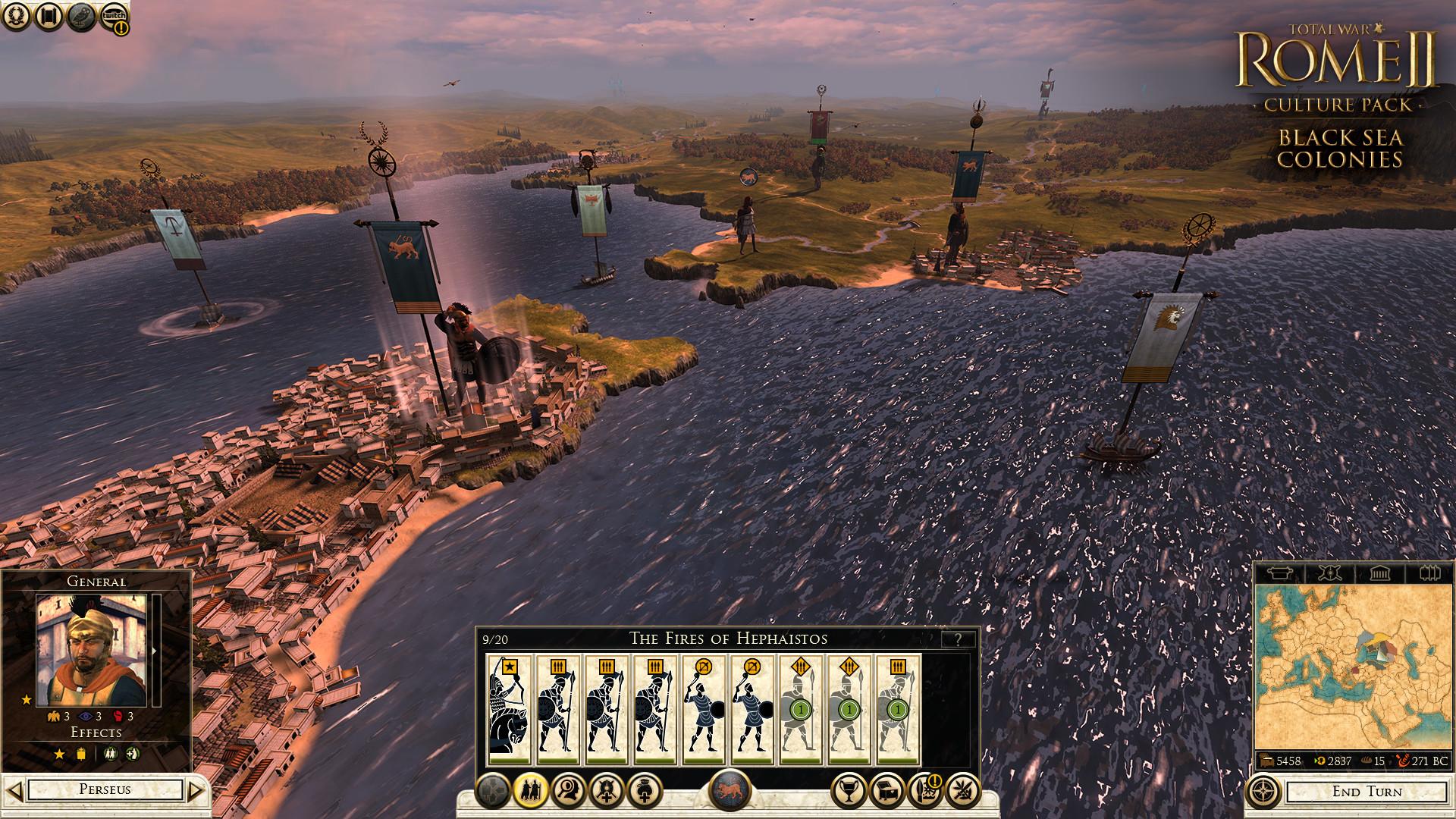 Total War: ROME II -  Black Sea Colonies Culture Pack PC Fiyatları