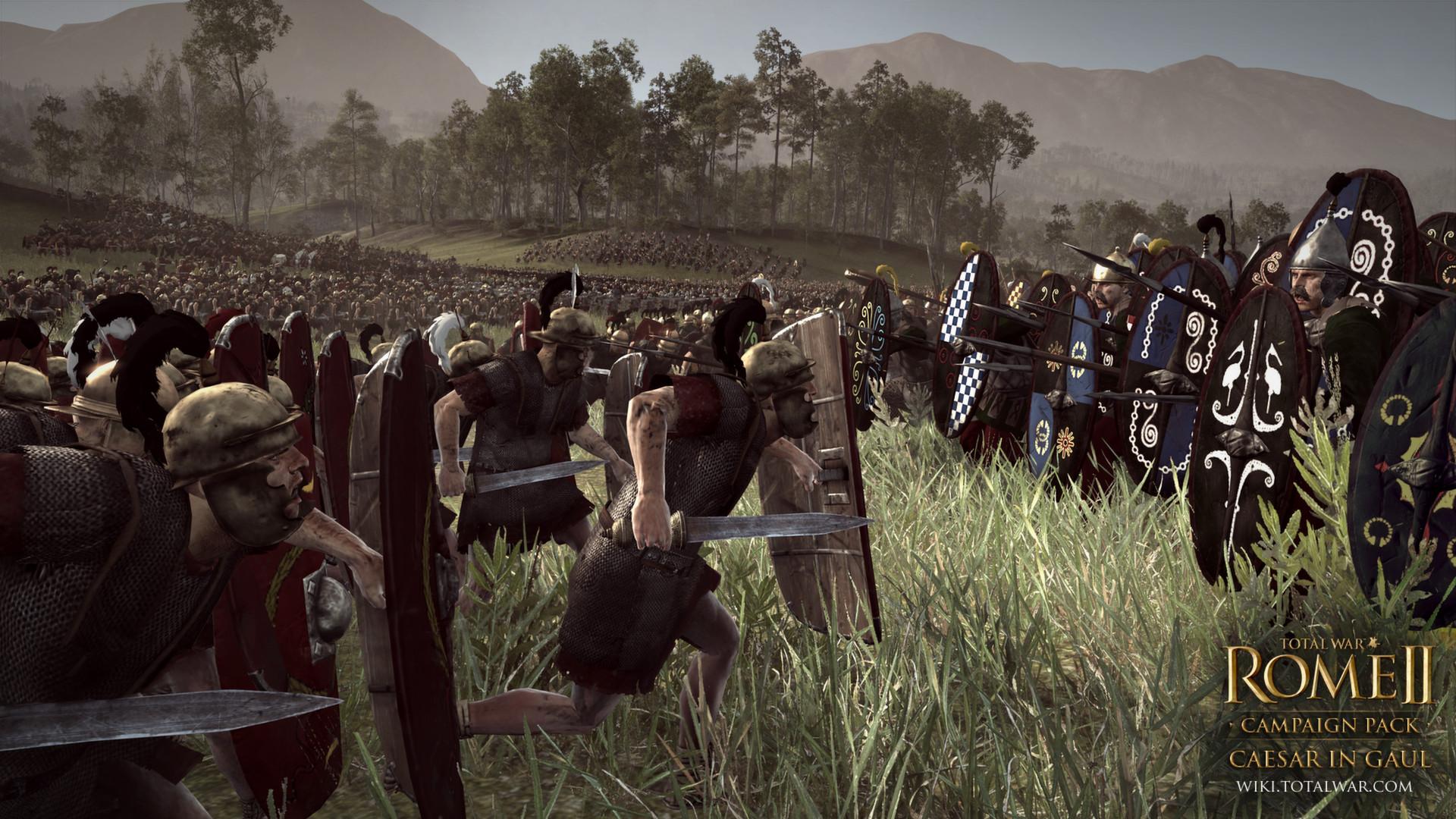Total War: ROME II - Caesar in Gaul Campaign Pack Fiyat Karşılaştırma