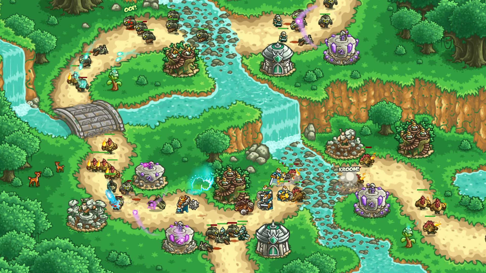Kingdom Rush Origins - Tower Defense