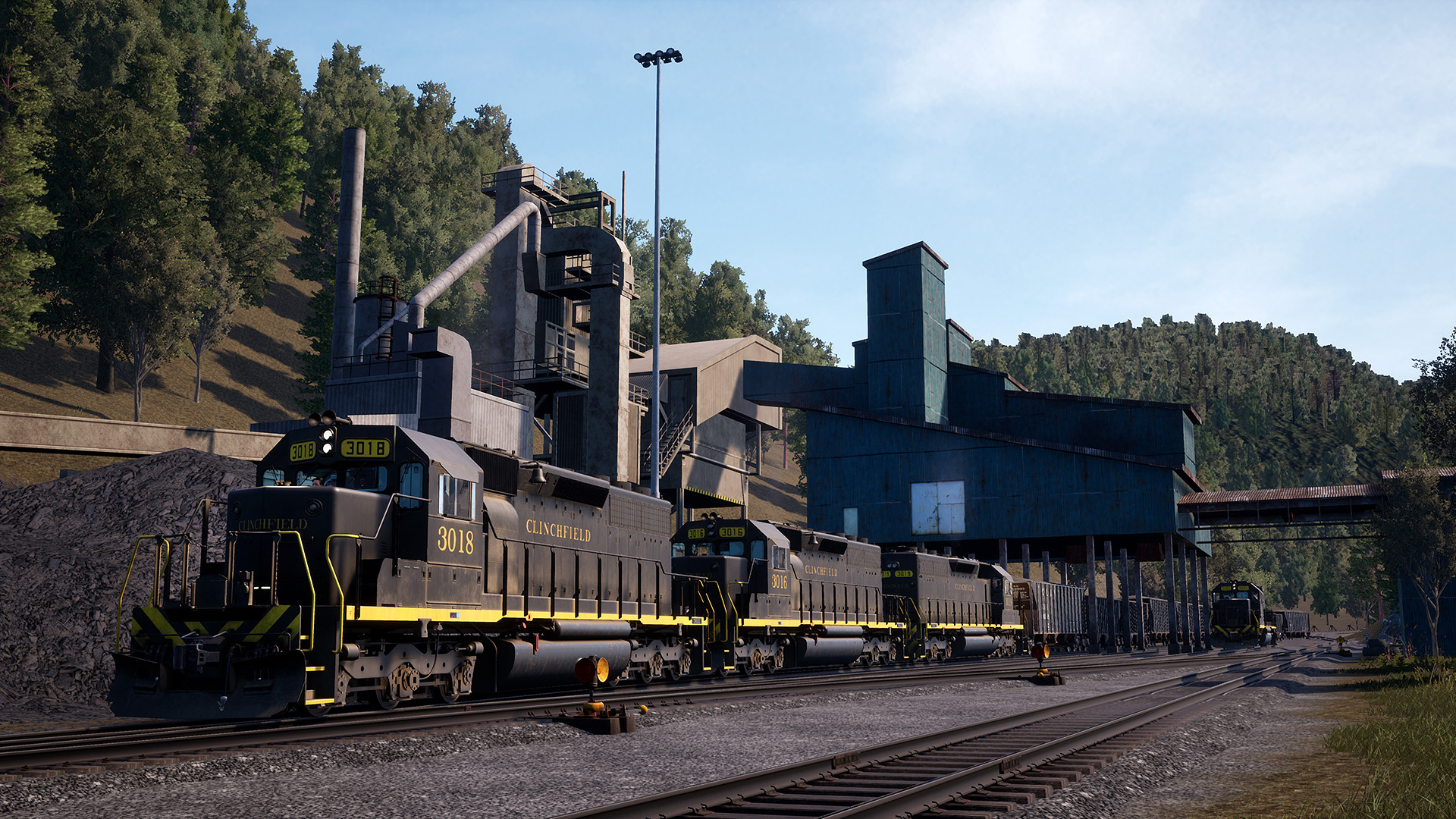 Train Sim World 2: Clinchfield Railroad: Elkhorn - Dante Route Add-On PC Fiyatları