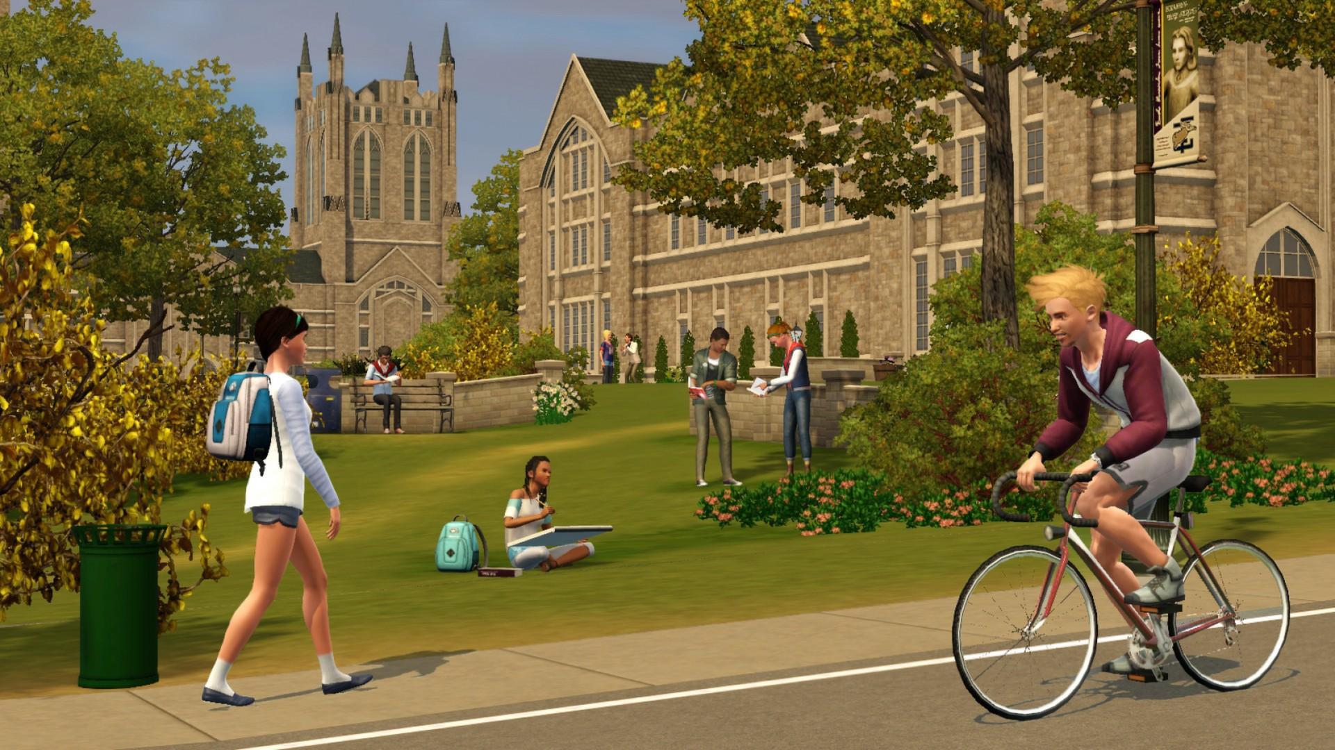 The Sims 3: University Life PC Key Fiyatları
